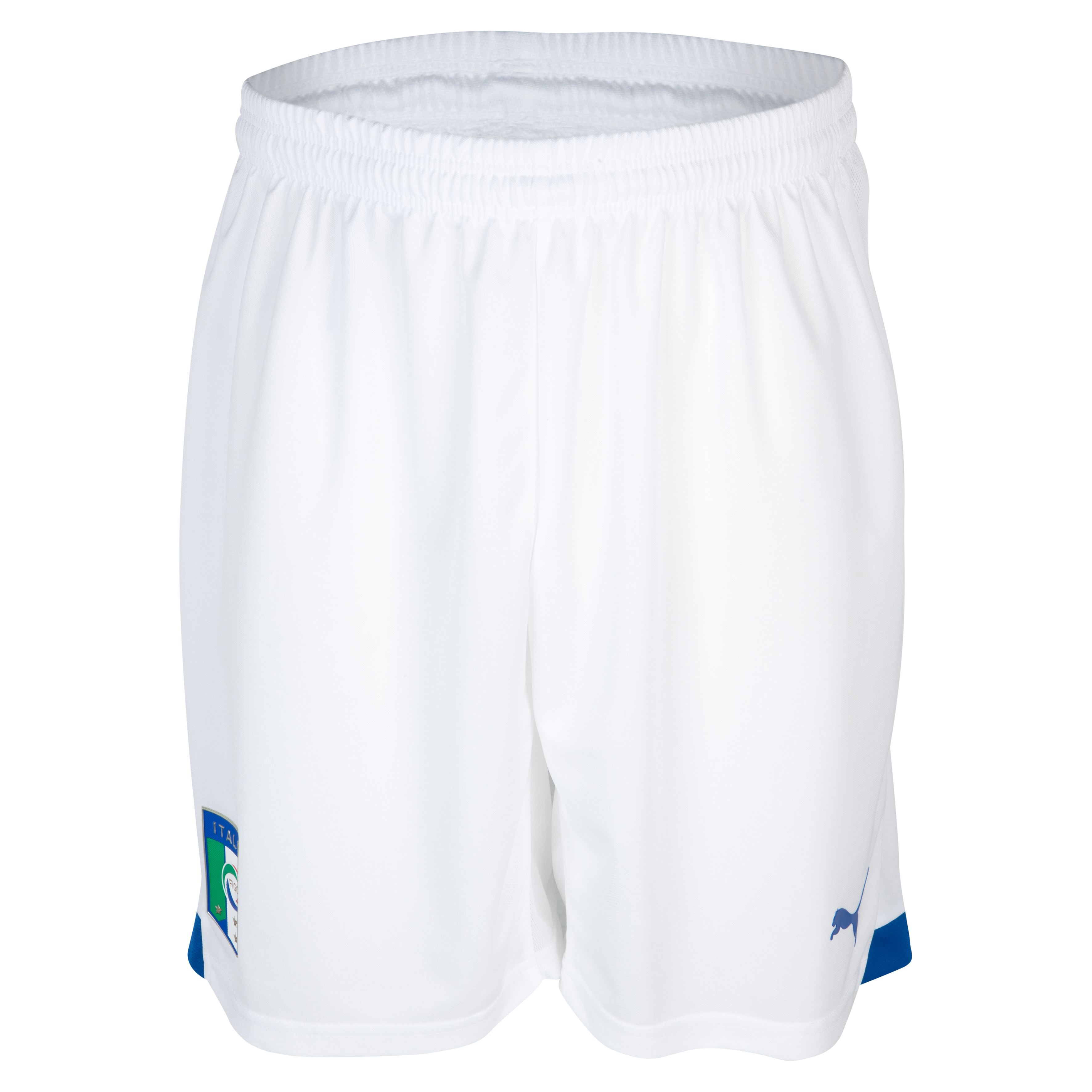 Italy Confederations Cup Home Shorts 2013 - Kids