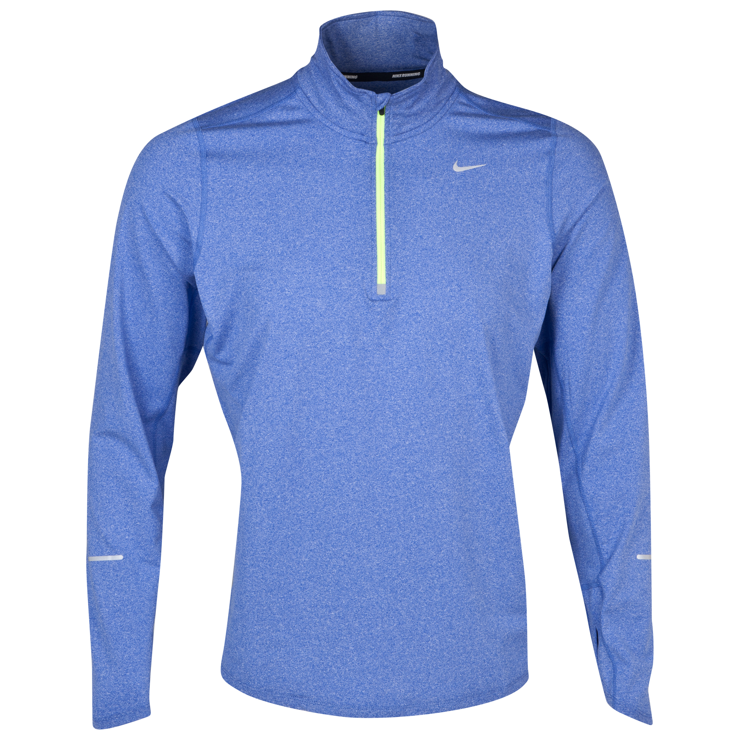 Nike Element 1/2 Zip - Hyper Blue/Reflective Silver
