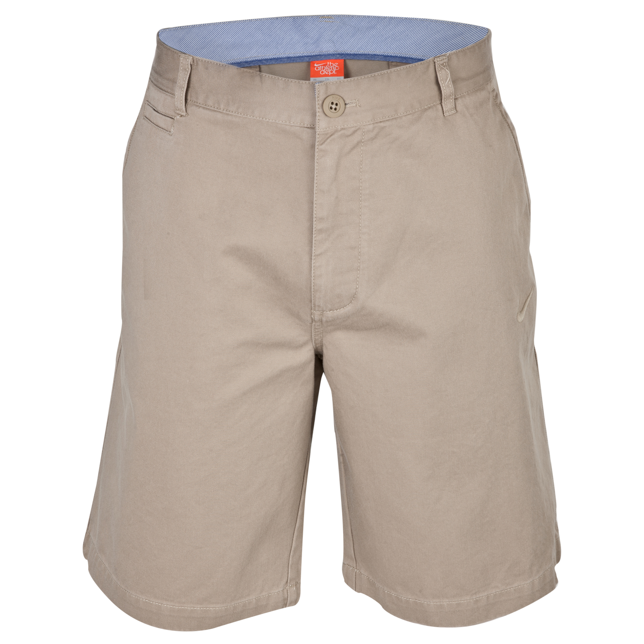 Nike Washed Chino Shorts - Khaki/Team Red/Khaki