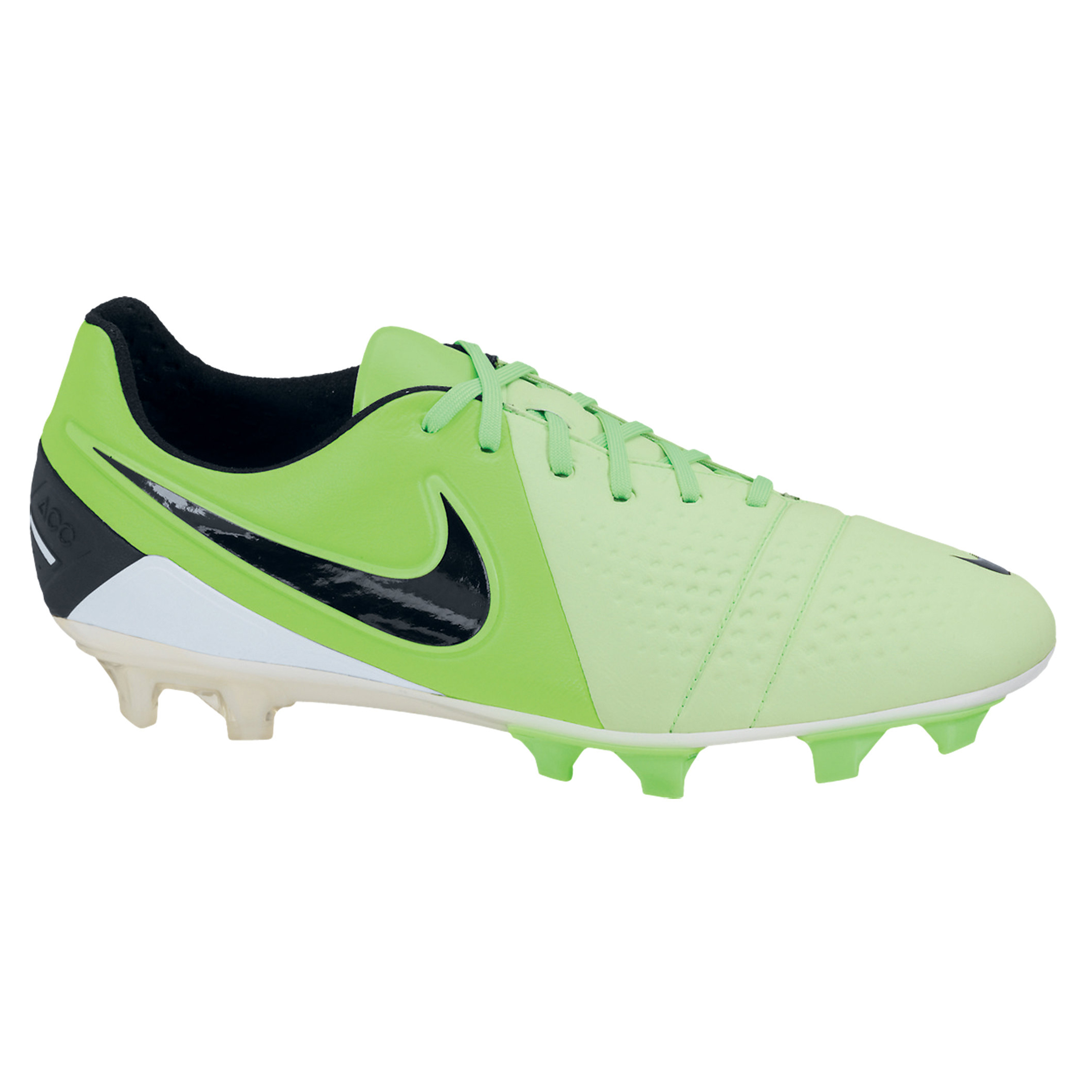 Nike CTR360 Maestri III Firm Ground Football Boots - Fresh Mint/Black/Neo Lime