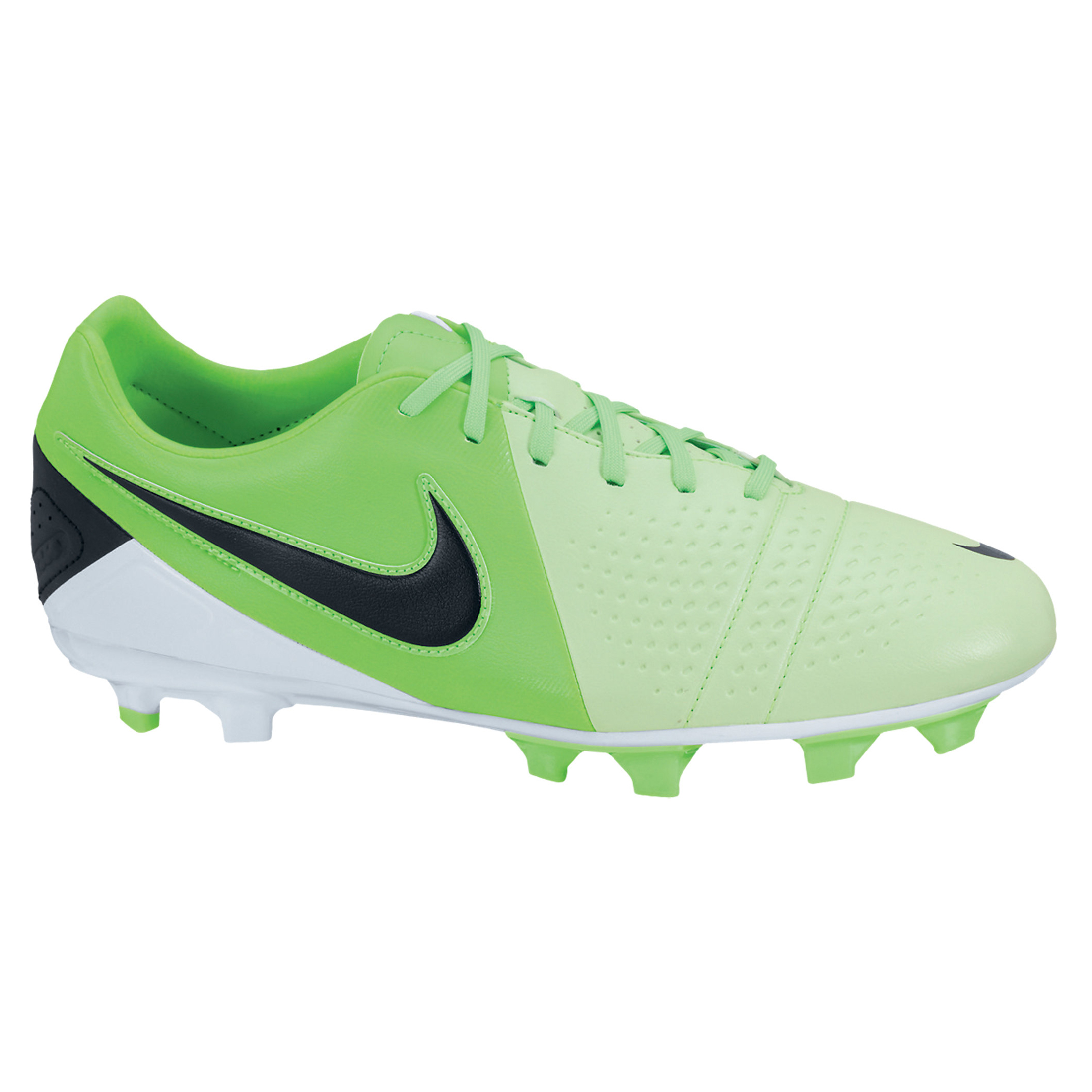 Nike CTR360 Libretto III Firm Ground Football Boots - Fresh Mint/Black/Neo Lime