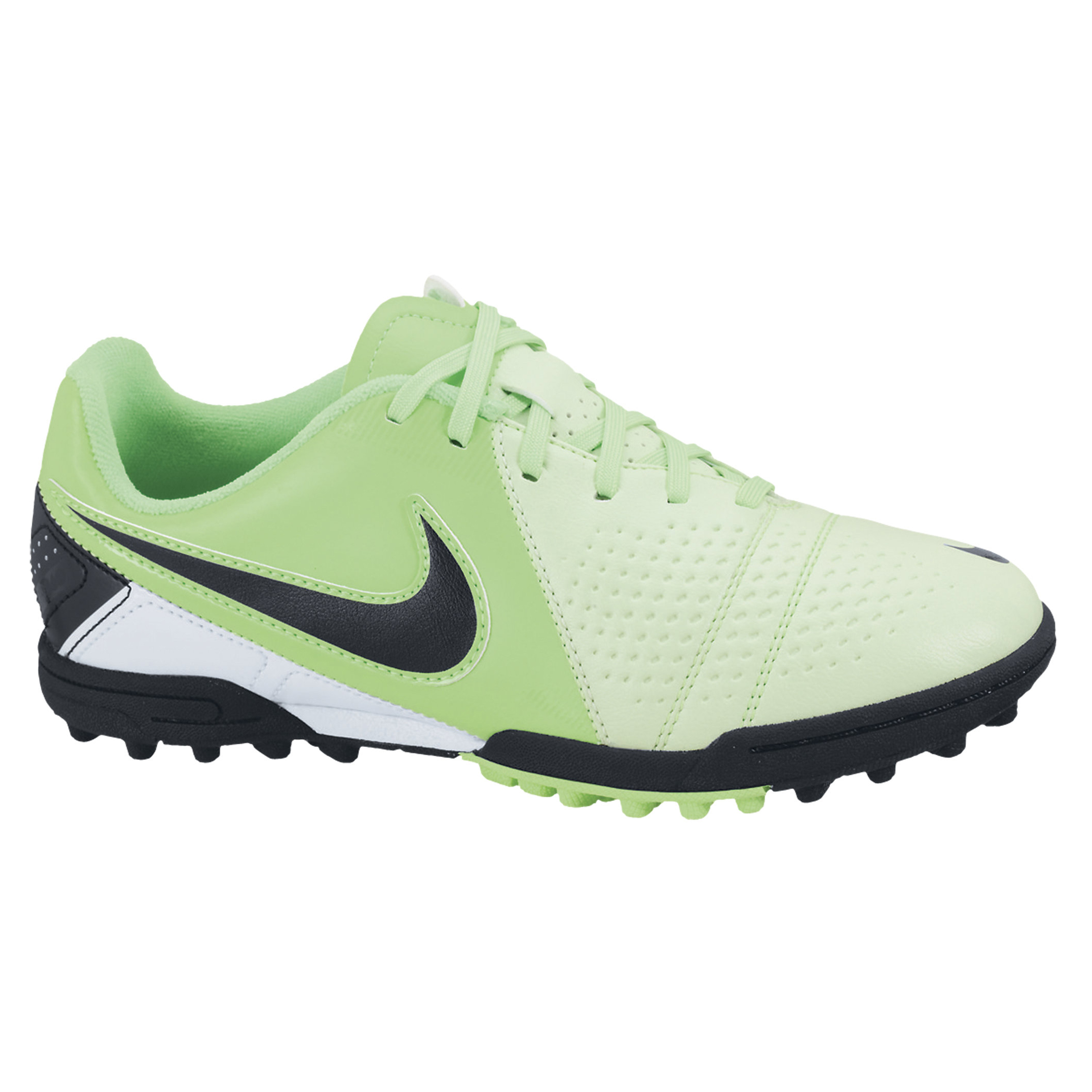 Nike CTR360 Libretto III Astroturf Trainers - Fresh Mint/Black/Neo Lime - Kids