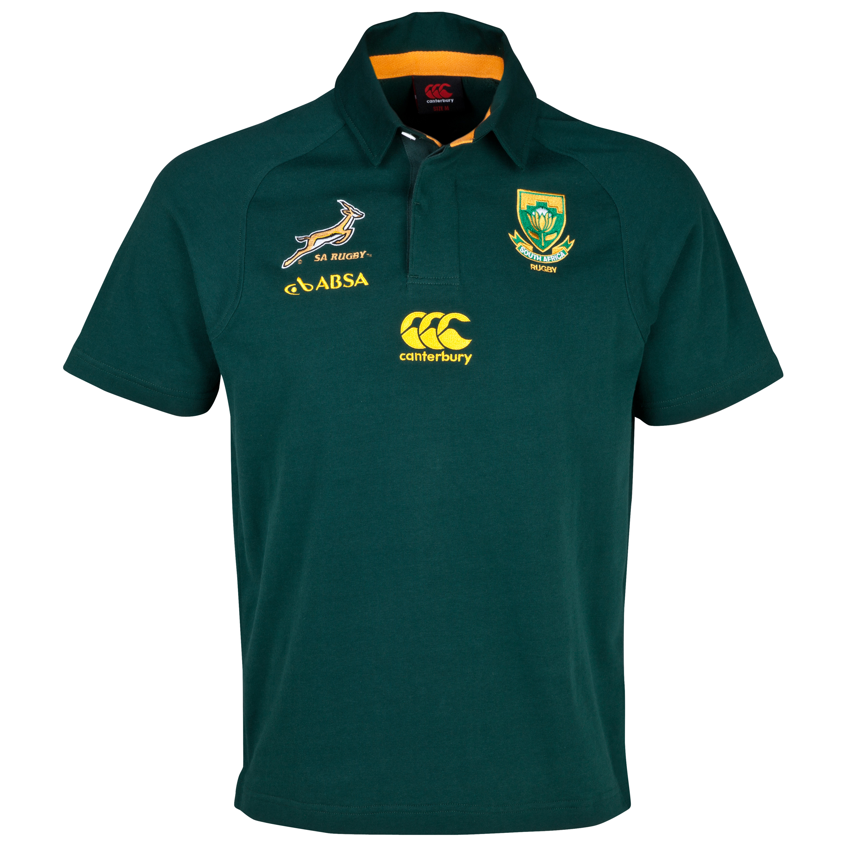 South Africa Springboks Home Rugby Classic Shirt 2013/14