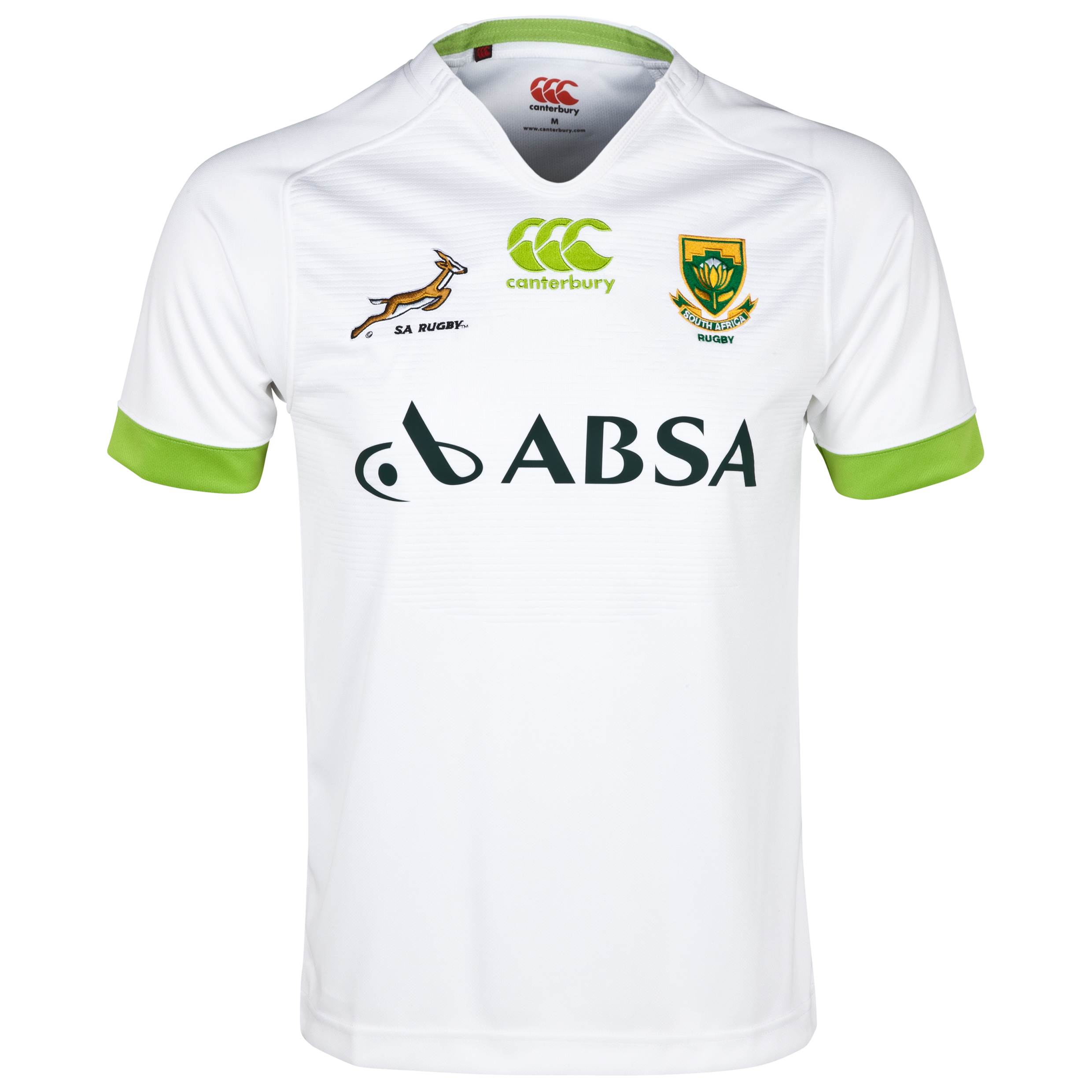 South Africa Springboks Alternate Rugby Pro Shirt 2013/14
