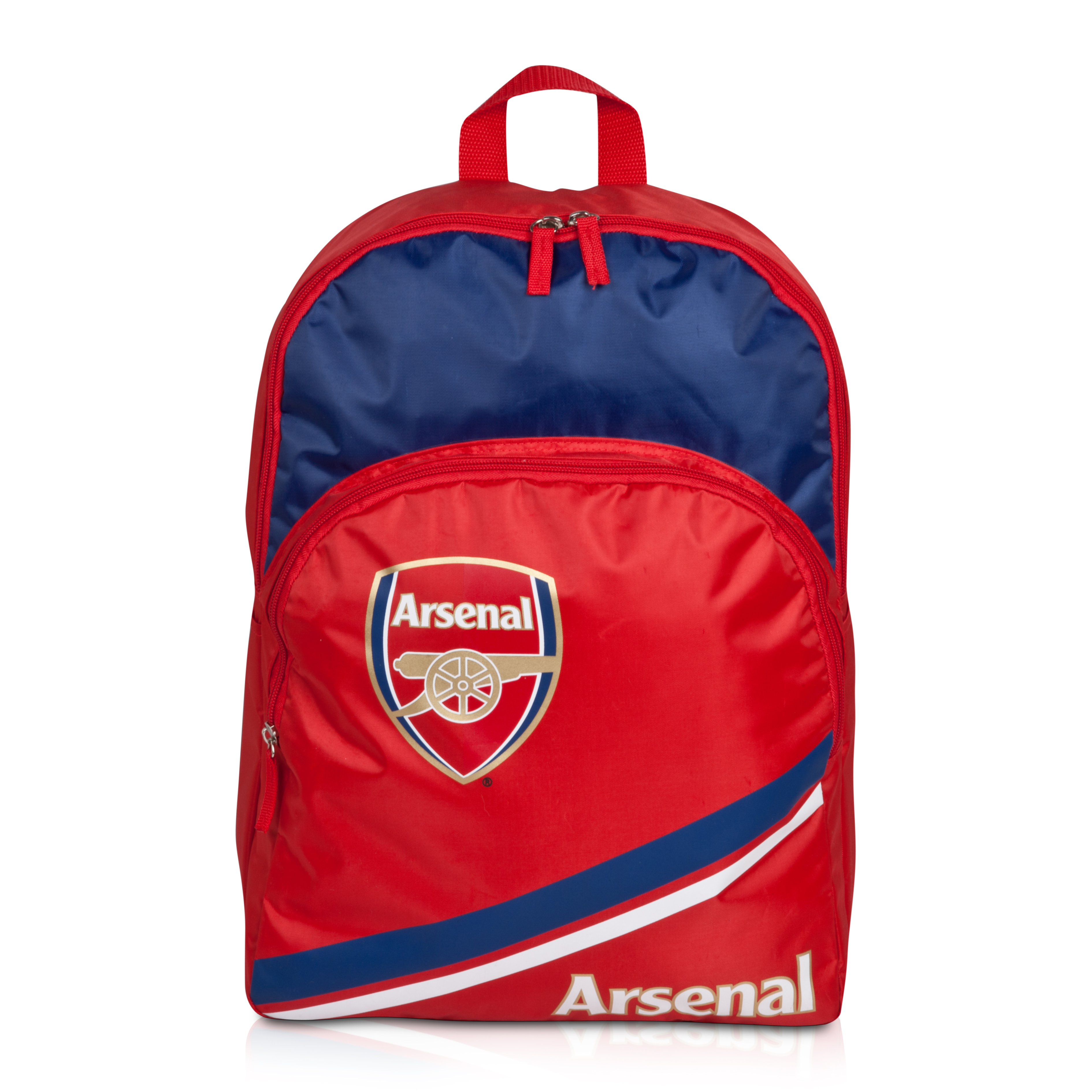 Arsenal Stripe Backpack