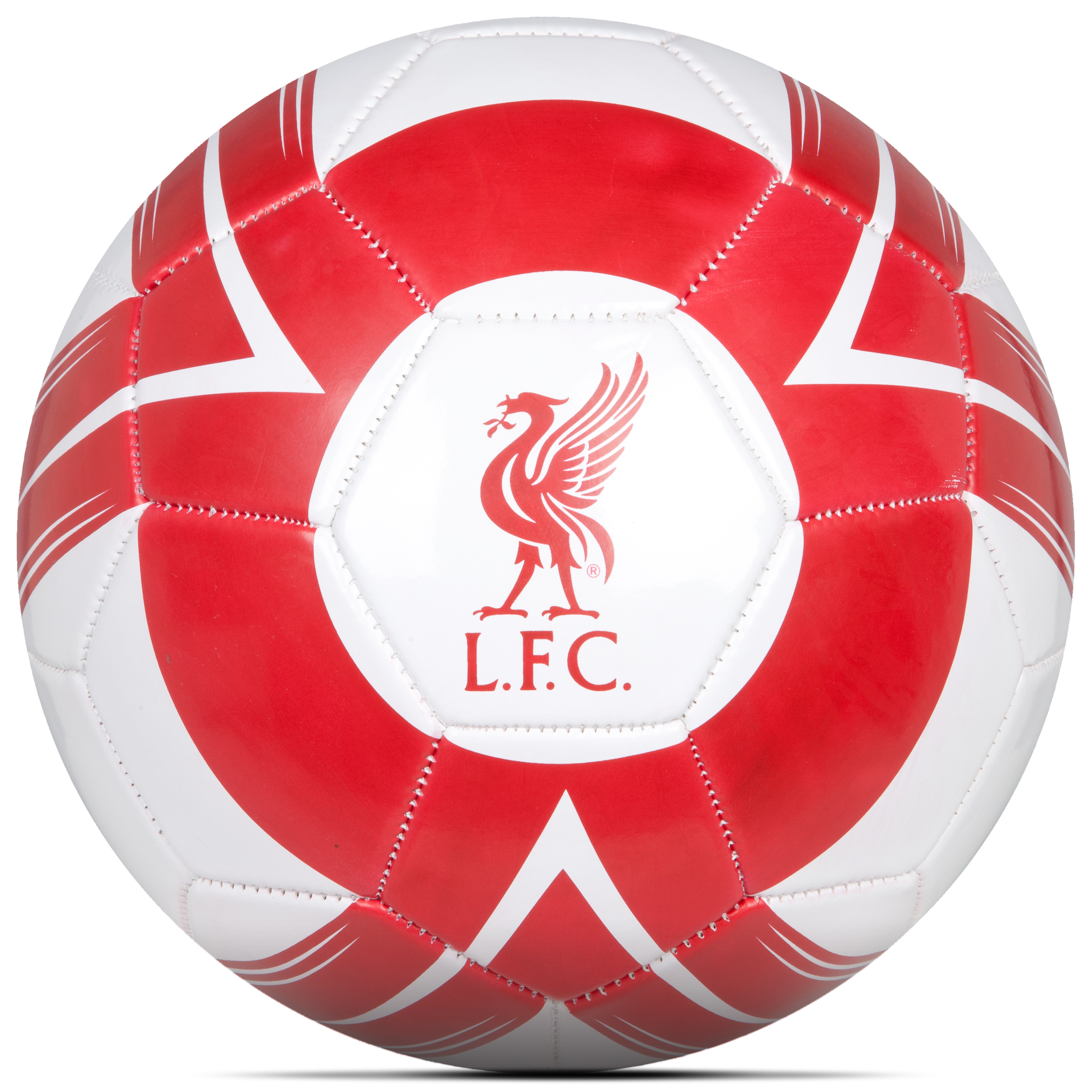 Liverpool Cyclone Size 5 Football