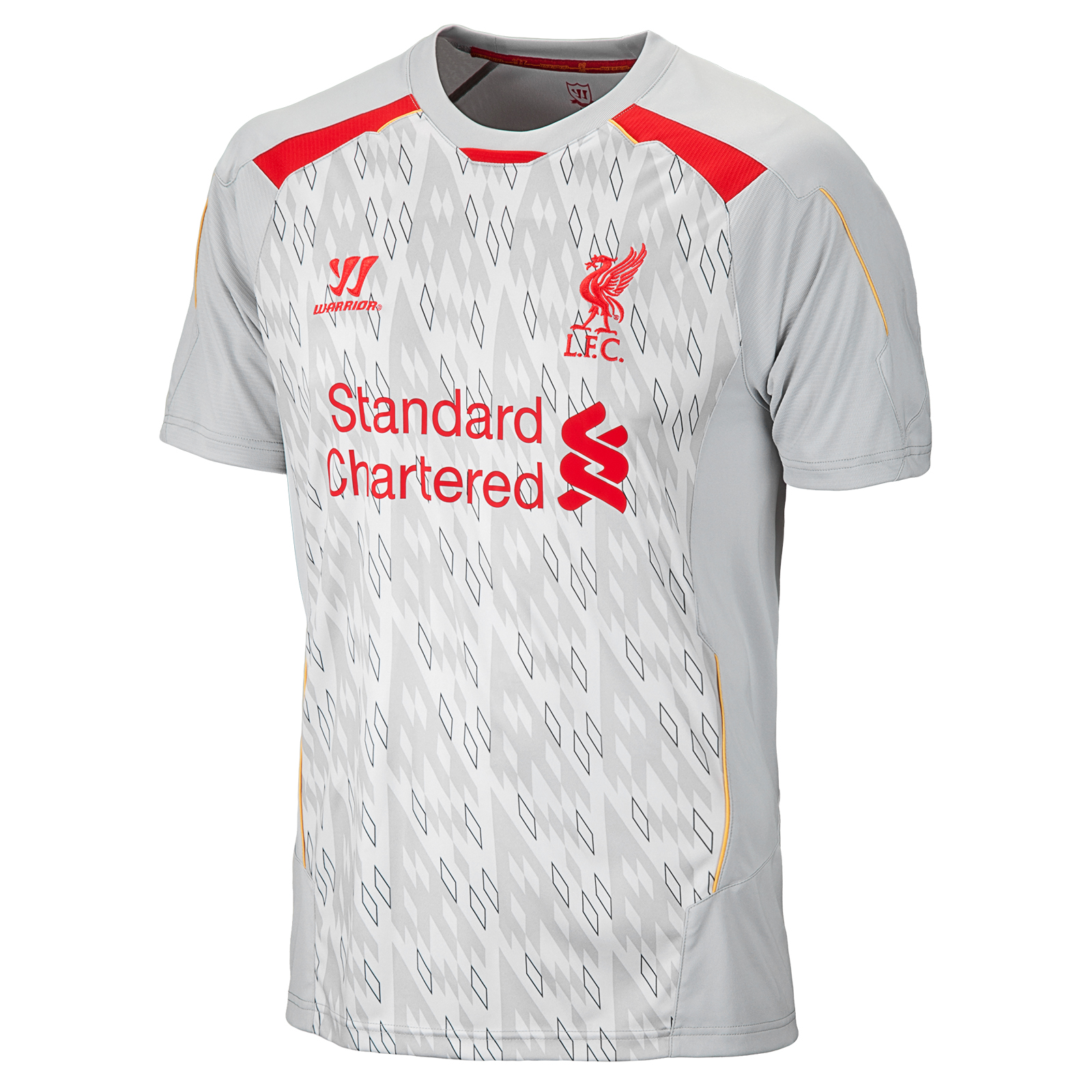 Liverpool Training Jersey - Micro Chip/High Risk Red