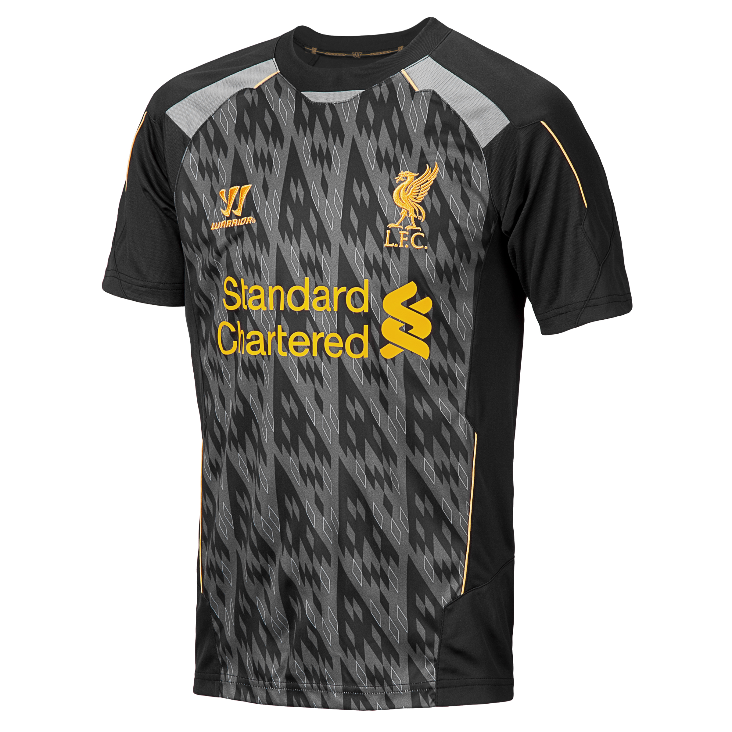 Liverpool Training Jersey - Micro Chip/High Risk Red - Kids