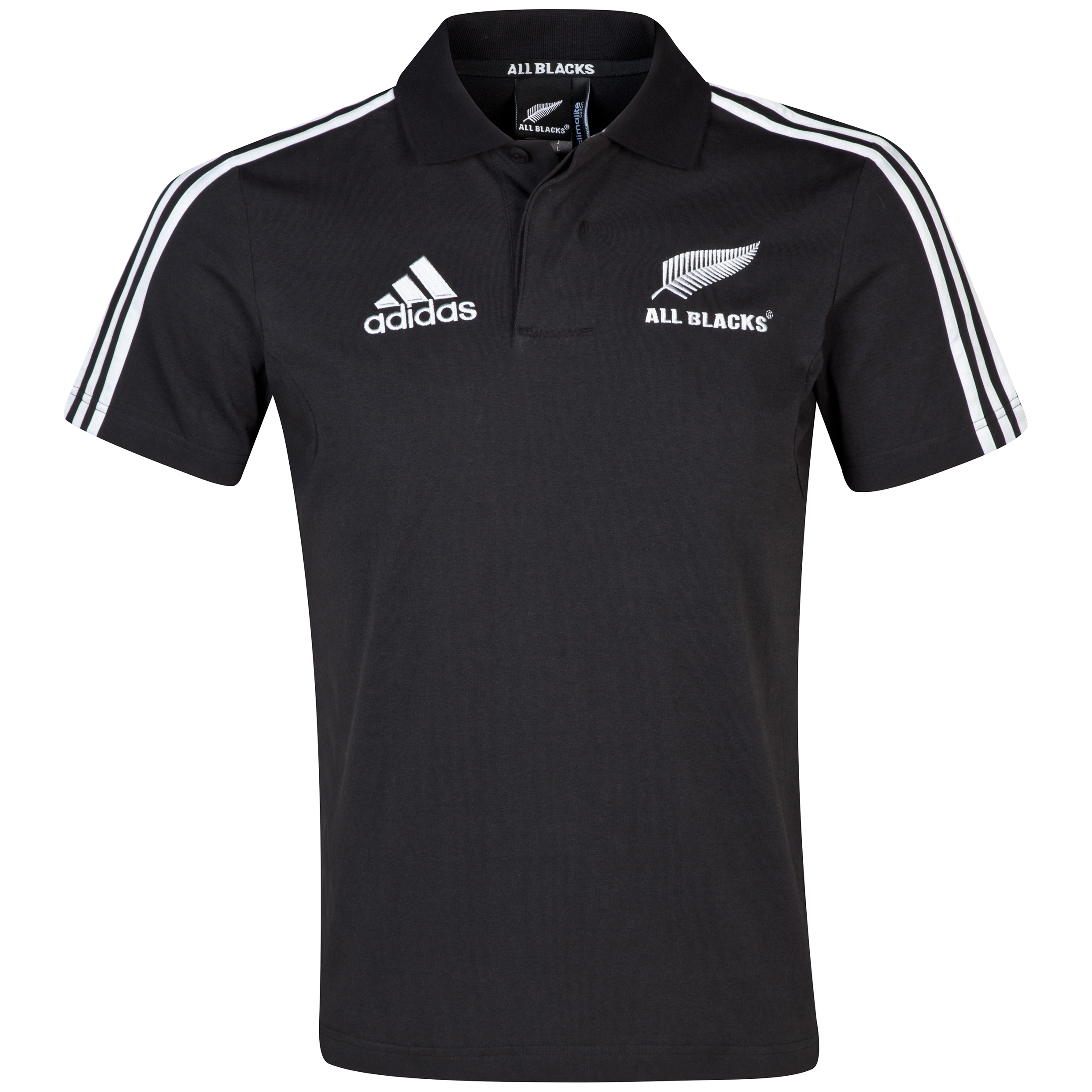 All Blacks Polo - Black