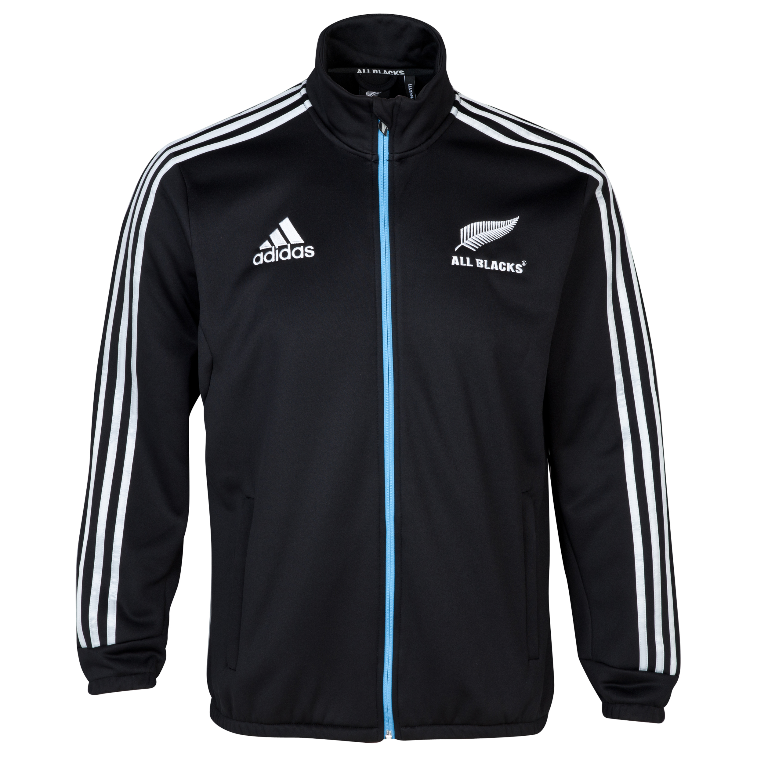 All Blacks Fleece Top - Black