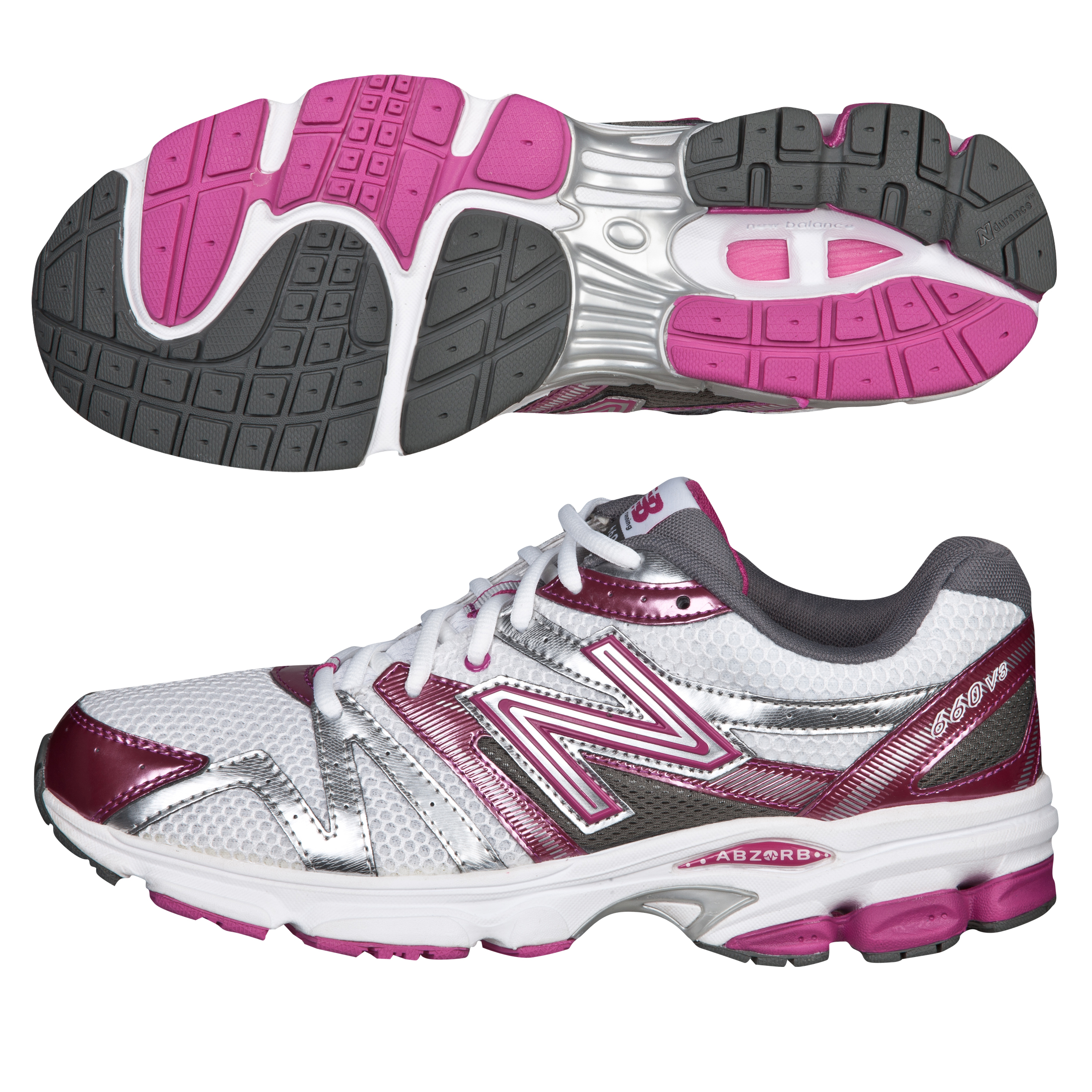 New Balance W660WP3 Running Trainer- womens
