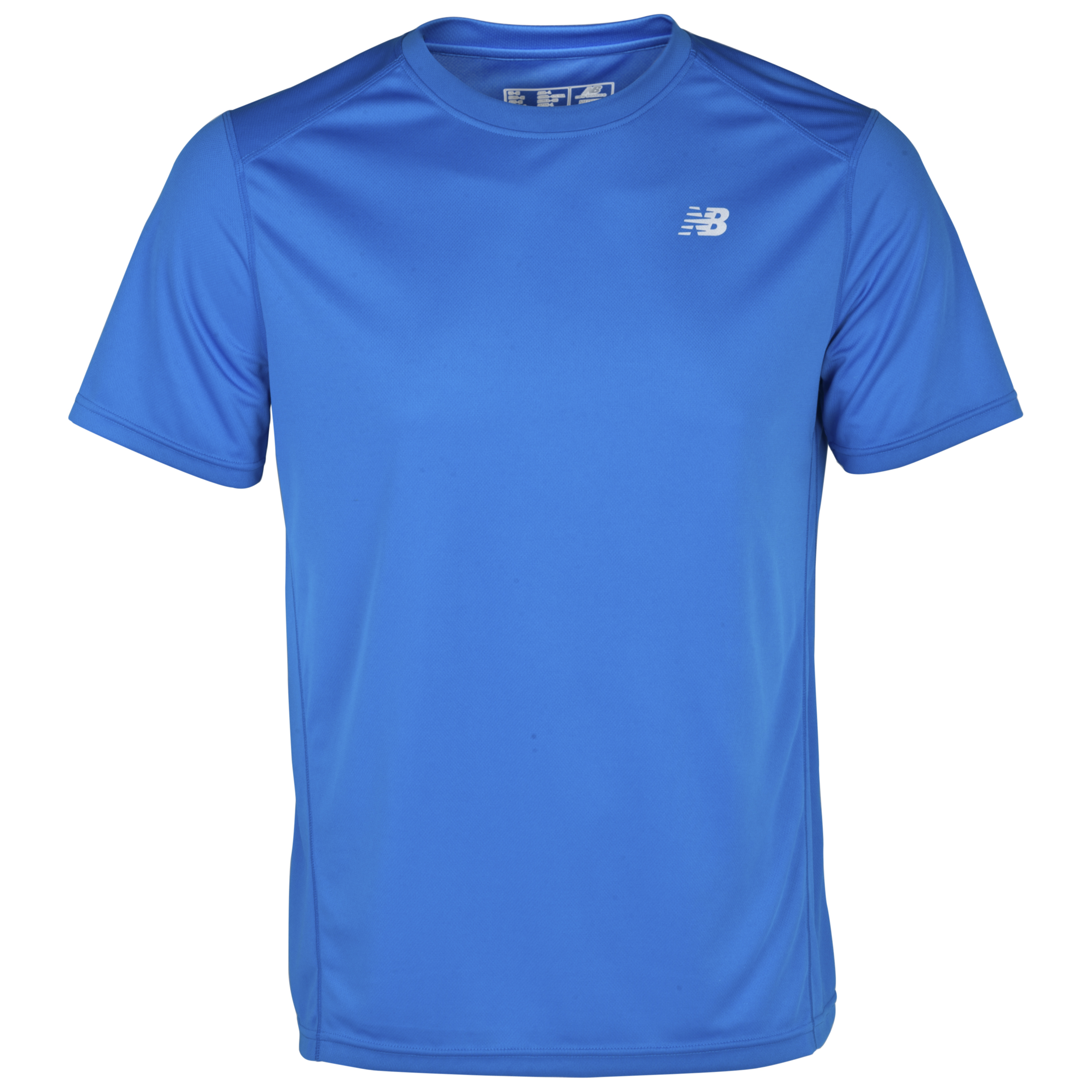New Balance Go 2 T-Shirt - Vision Blue