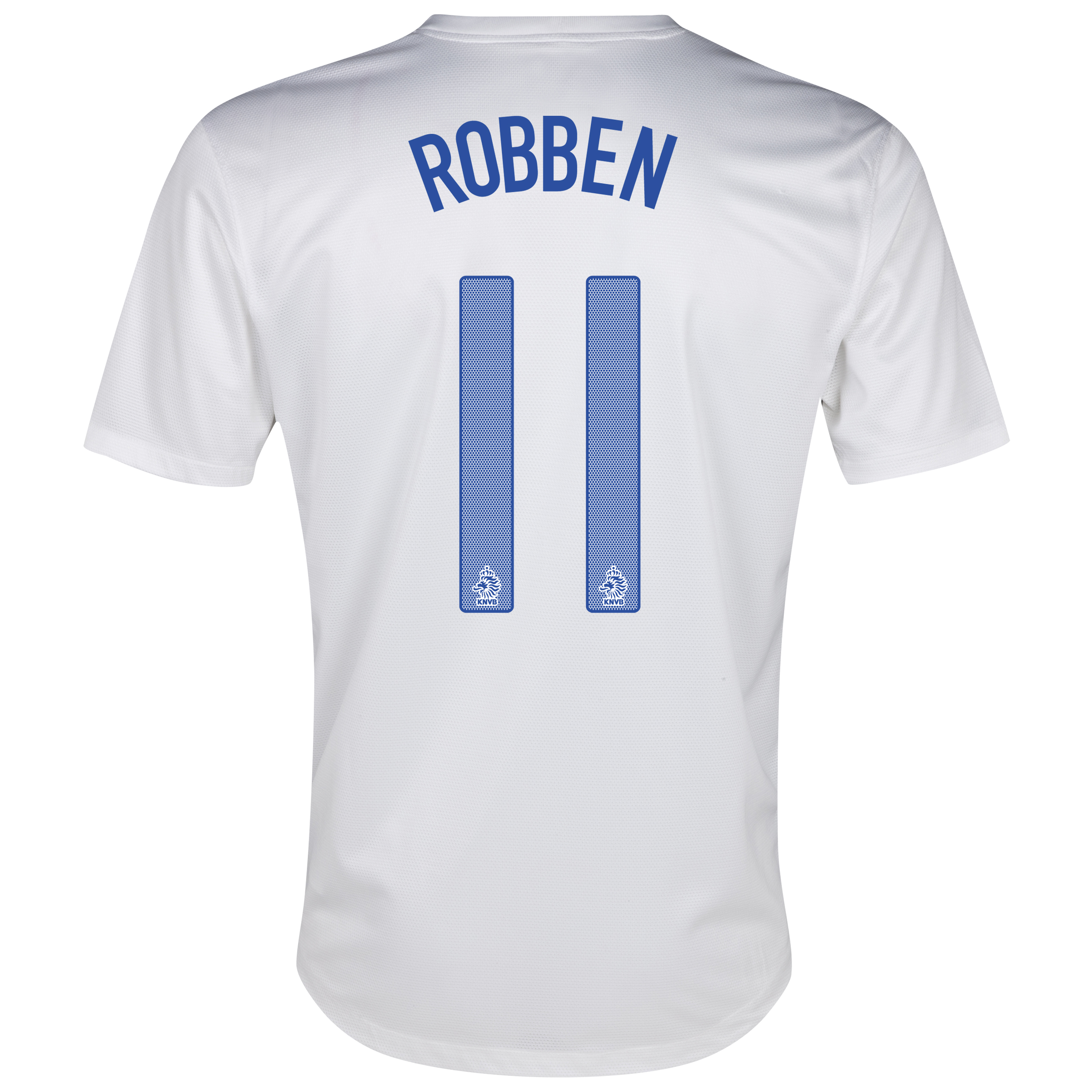 Netherlands Away Shirt 2013/14 with Robben 11 printing