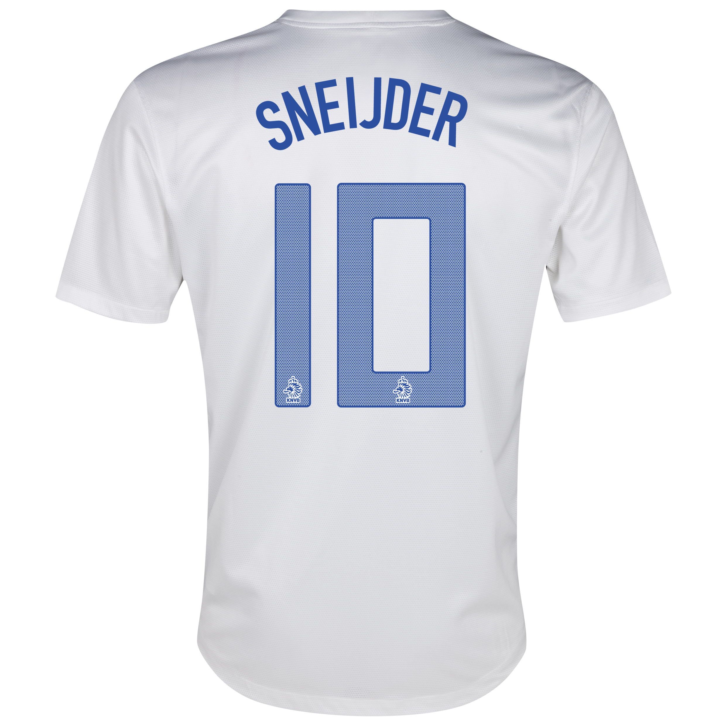 Netherlands Away Shirt 2013/14 - Kids with Sneijder 10 printing