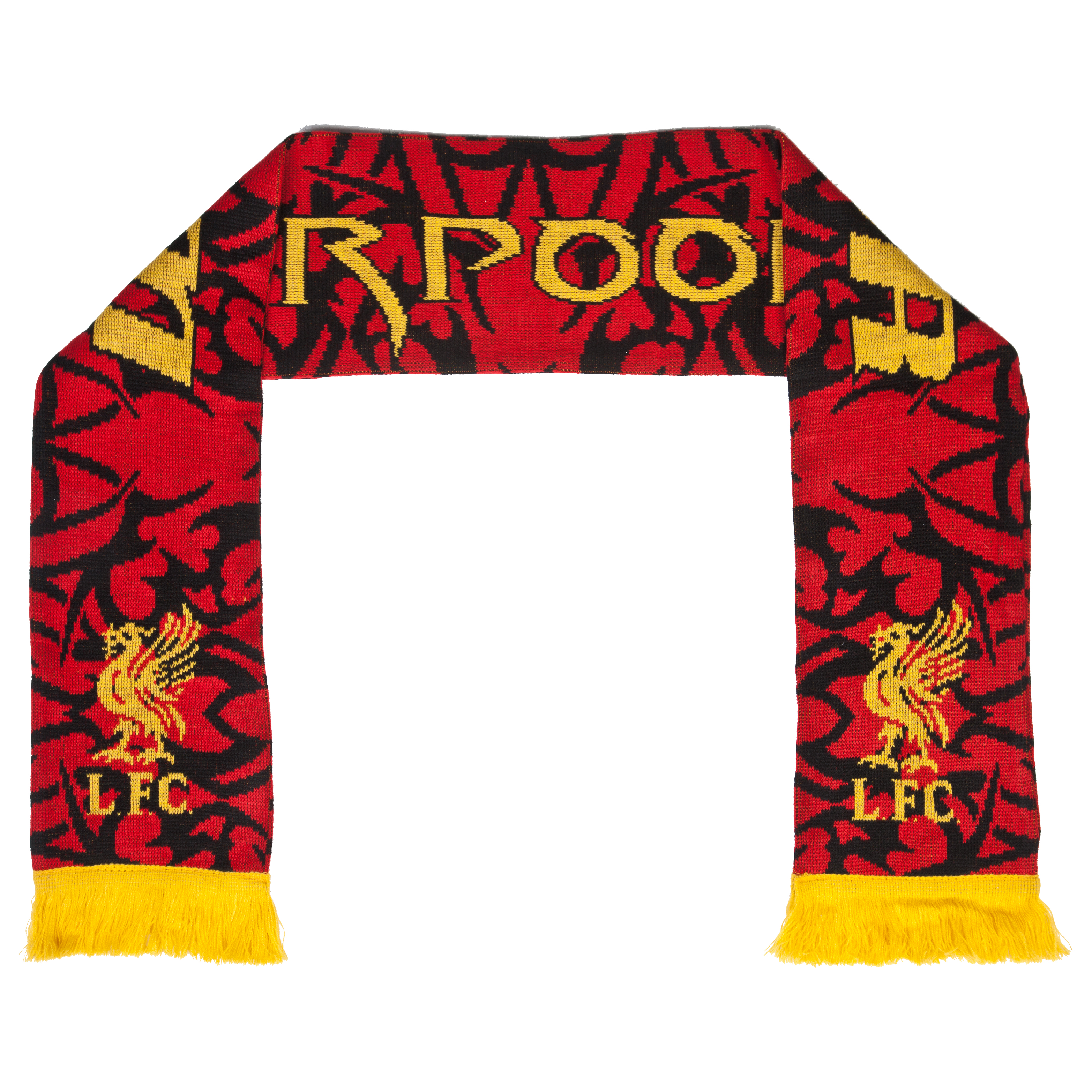 Liverpool Scarf  - Red