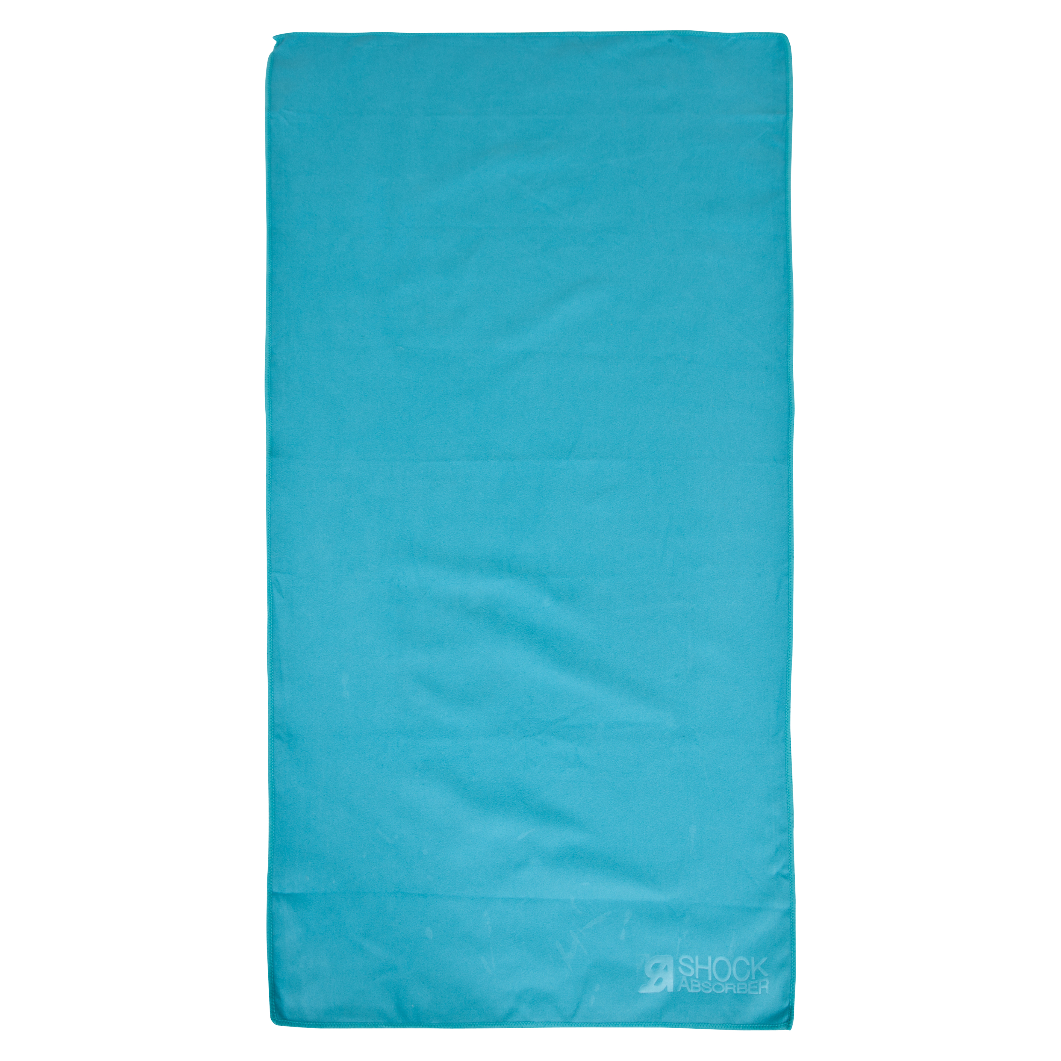 Shock Absorber Small Ultra Compact Microfibre Towel - Blue