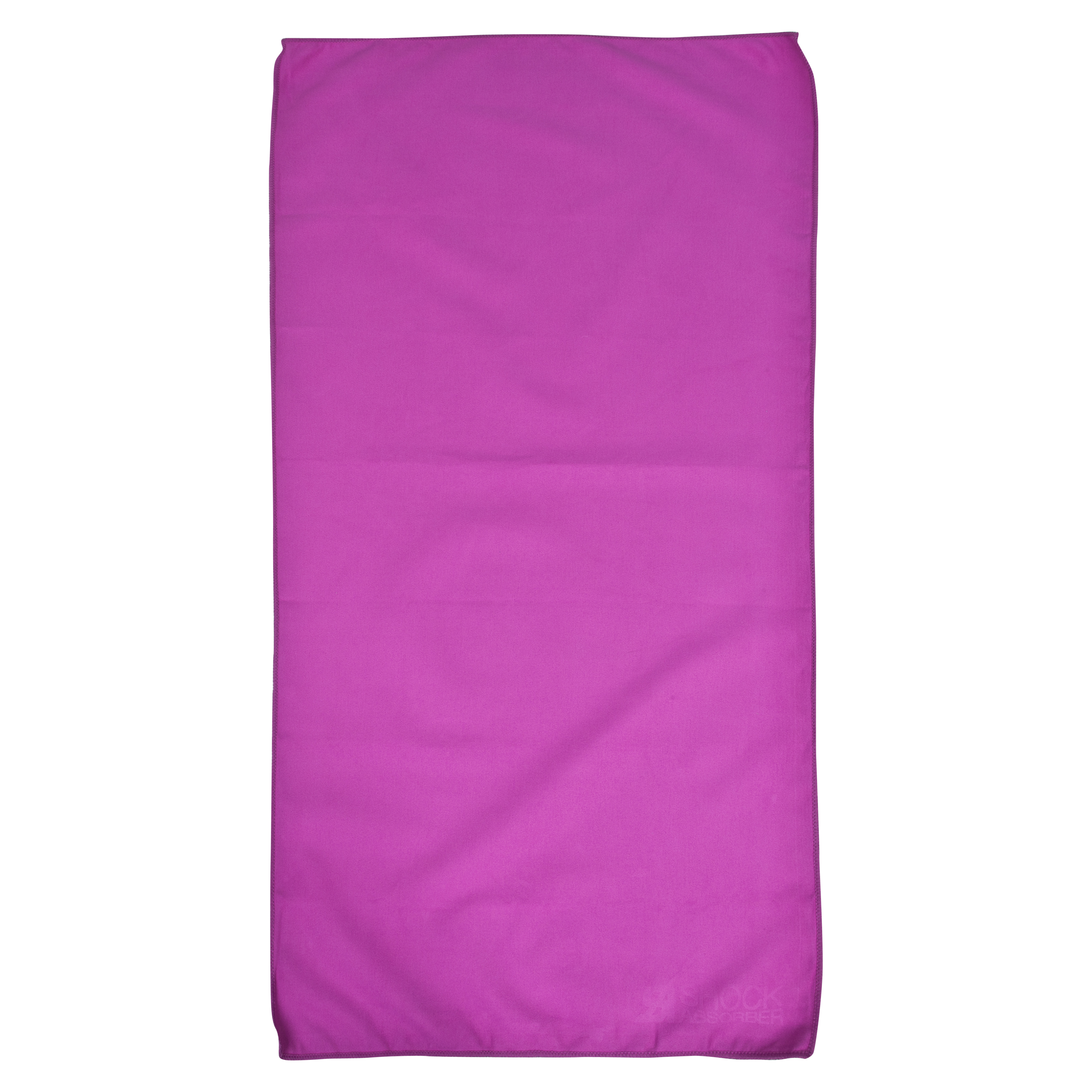 Shock Absorber Small Ultra Compact Microfibre Towel - Purple