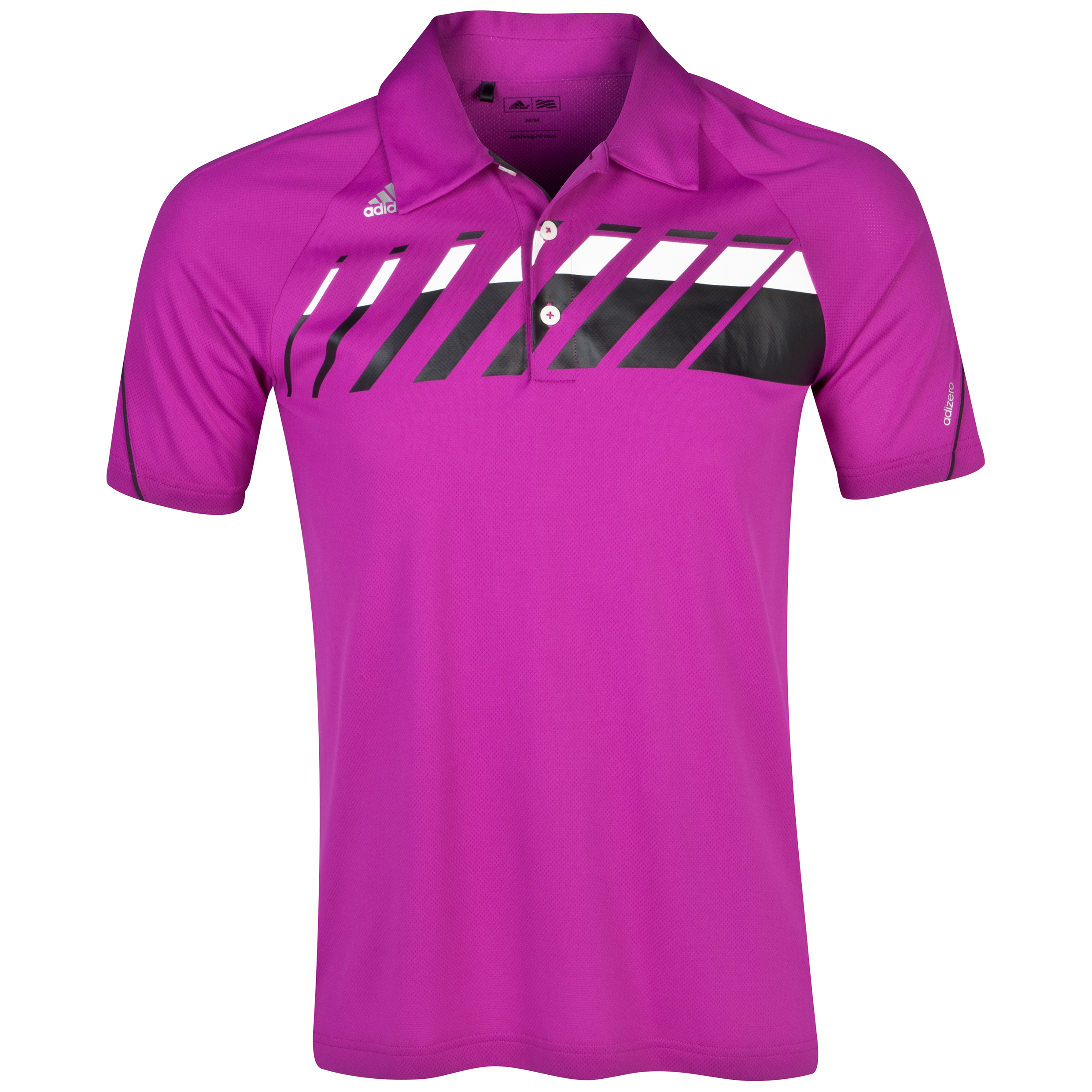 The 2014 Ryder Cup adidas adizero Graphic Print Mesh Polo