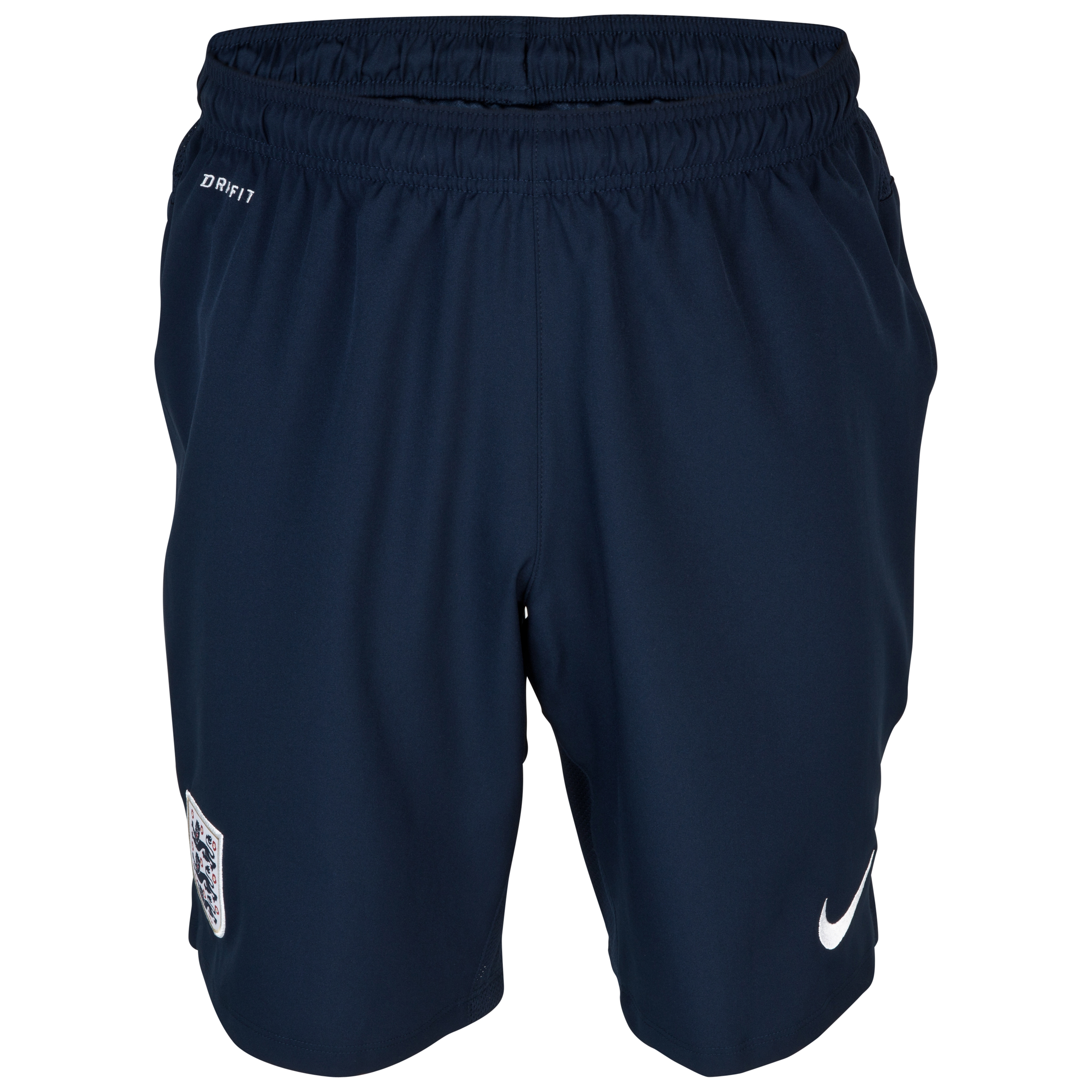 England Home Short 2013/14 - Mens Navy