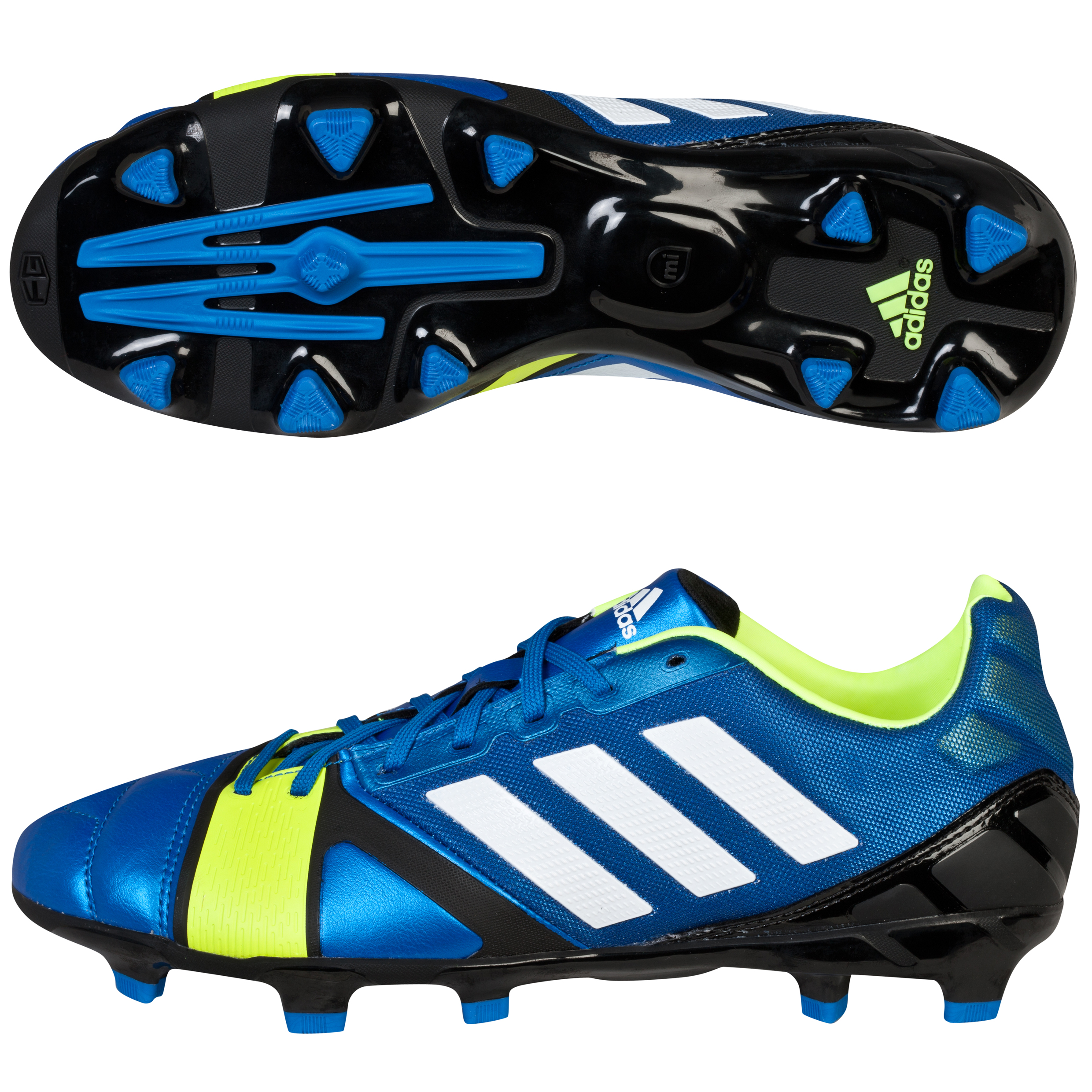 Adidas Nitrocharge 2.0 TRX Firm Ground Football Boots Blue