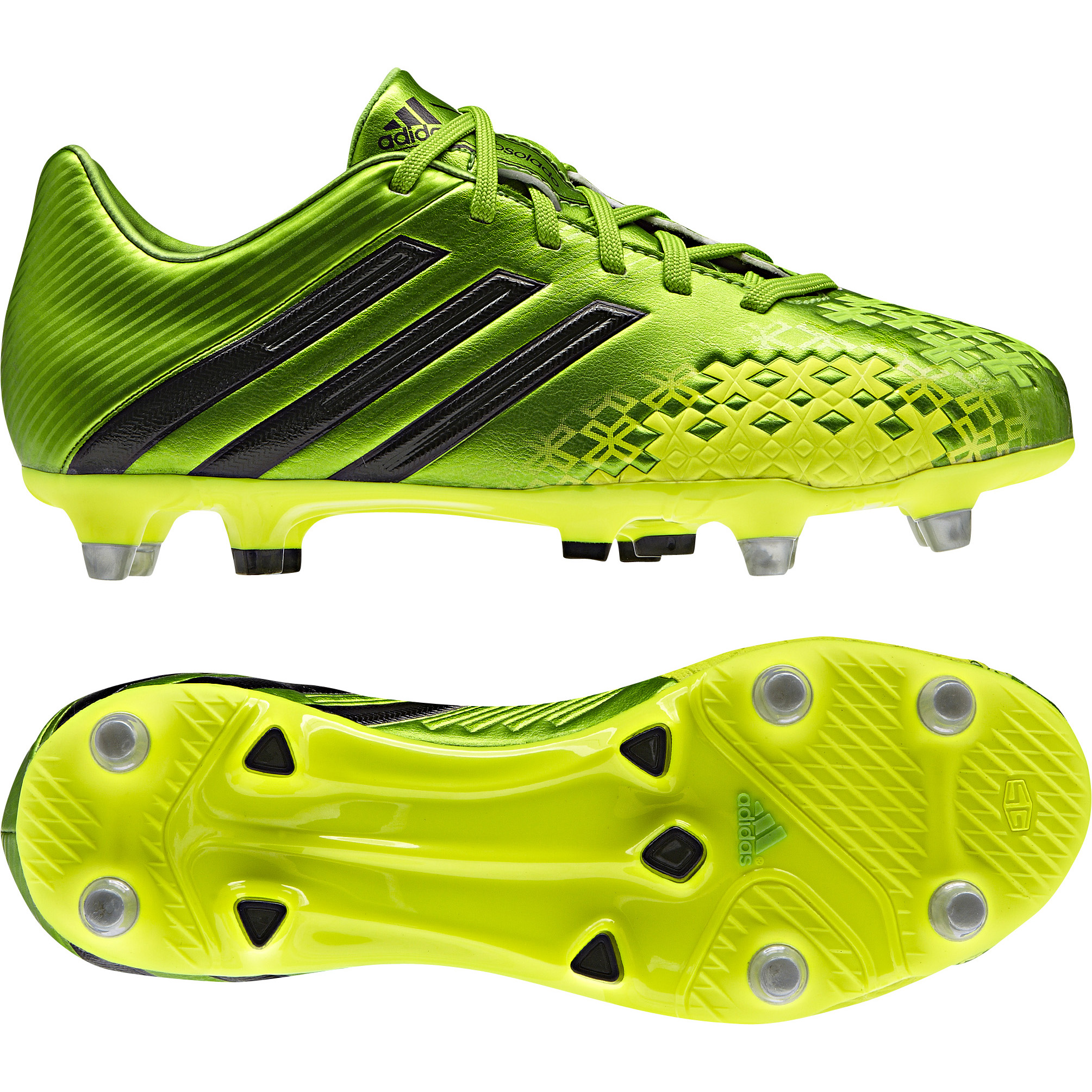 Adidas Predator Absolado LZ TRX Soft Ground Football Boots Green