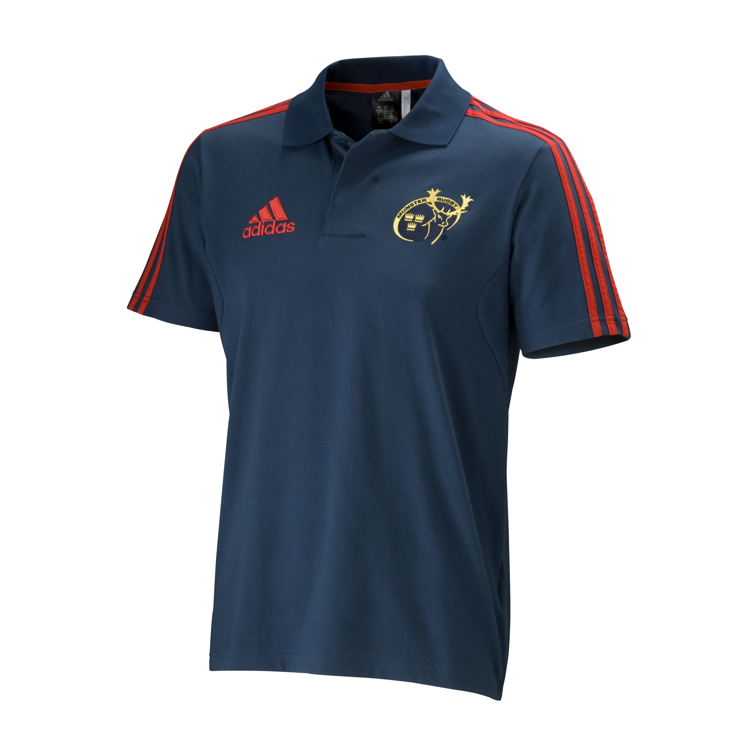 Munster Training Polo - Sub Blue Blue
