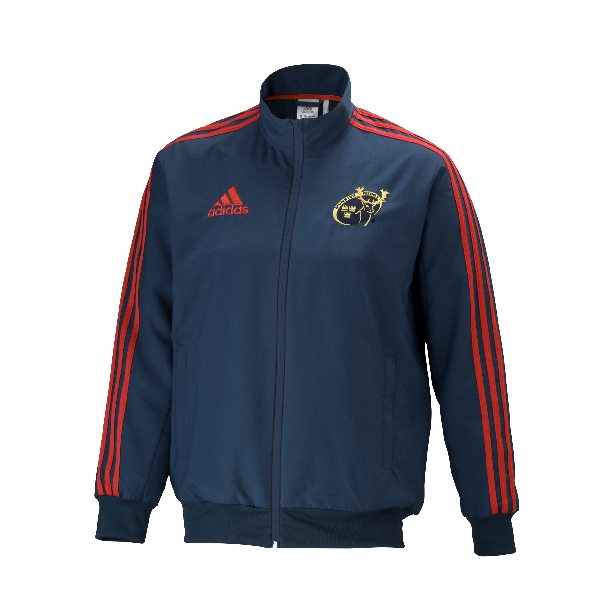 Munster Training Presentation Jacket - Sub Blue Blue