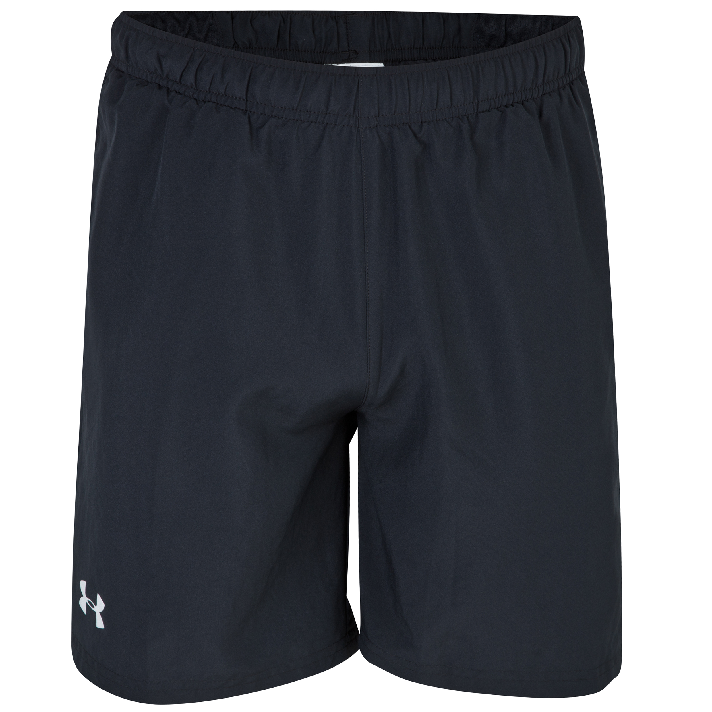 Under Armour Sixth Man 2-in-1 Shorts Black