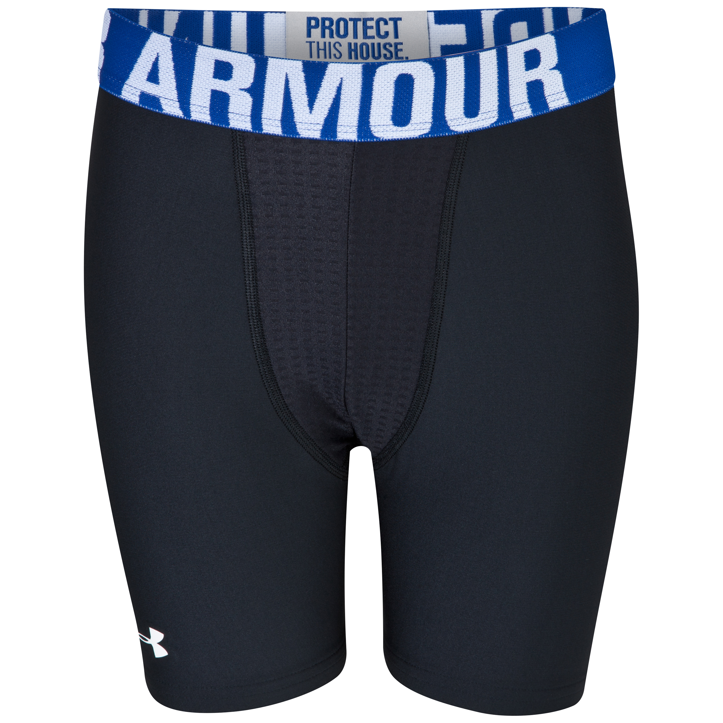 Under Armour Evo Coldgear Base Layer Shorts - Kids Black