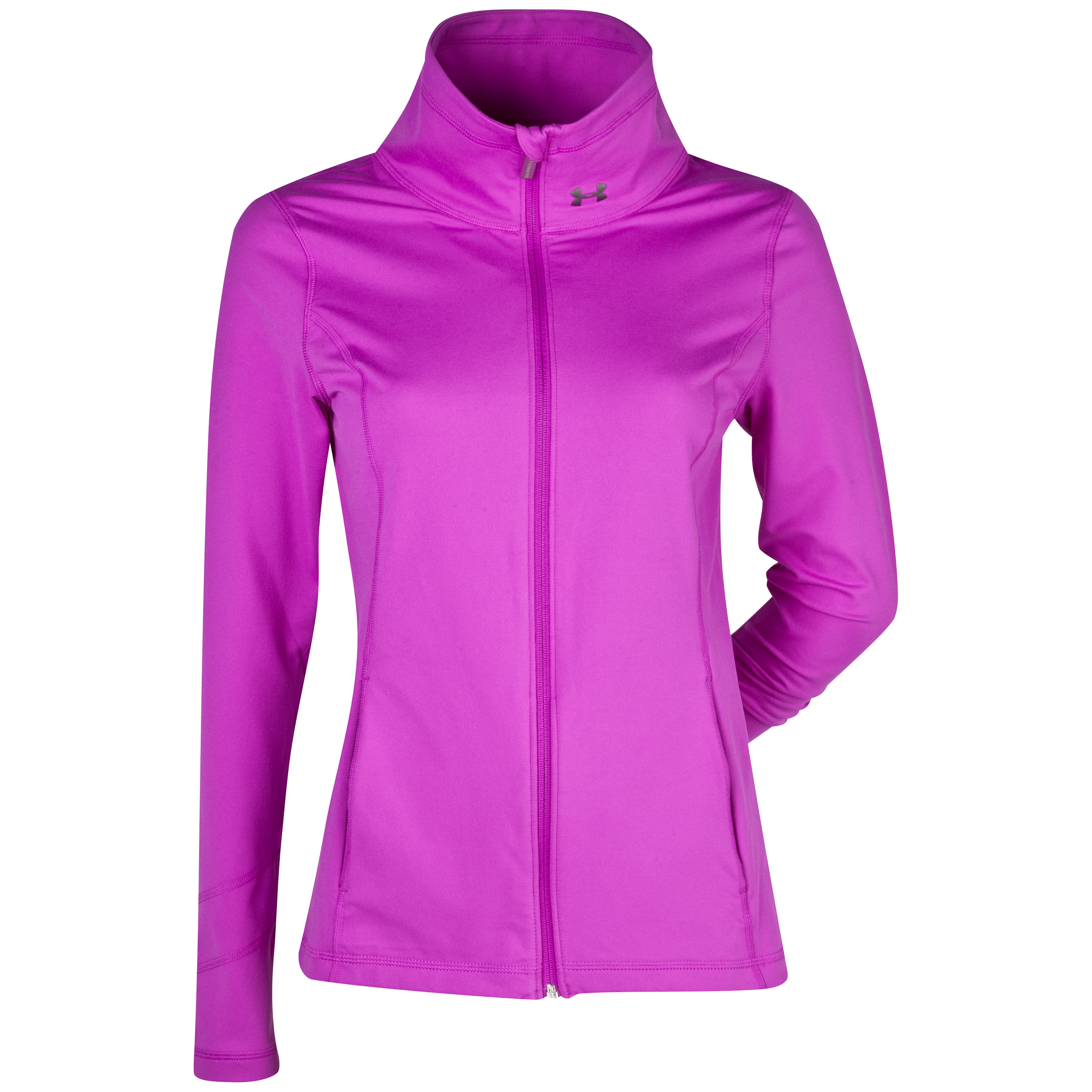 Lifestyle Under Armour Tech Jacket - Purple - Womens Purple