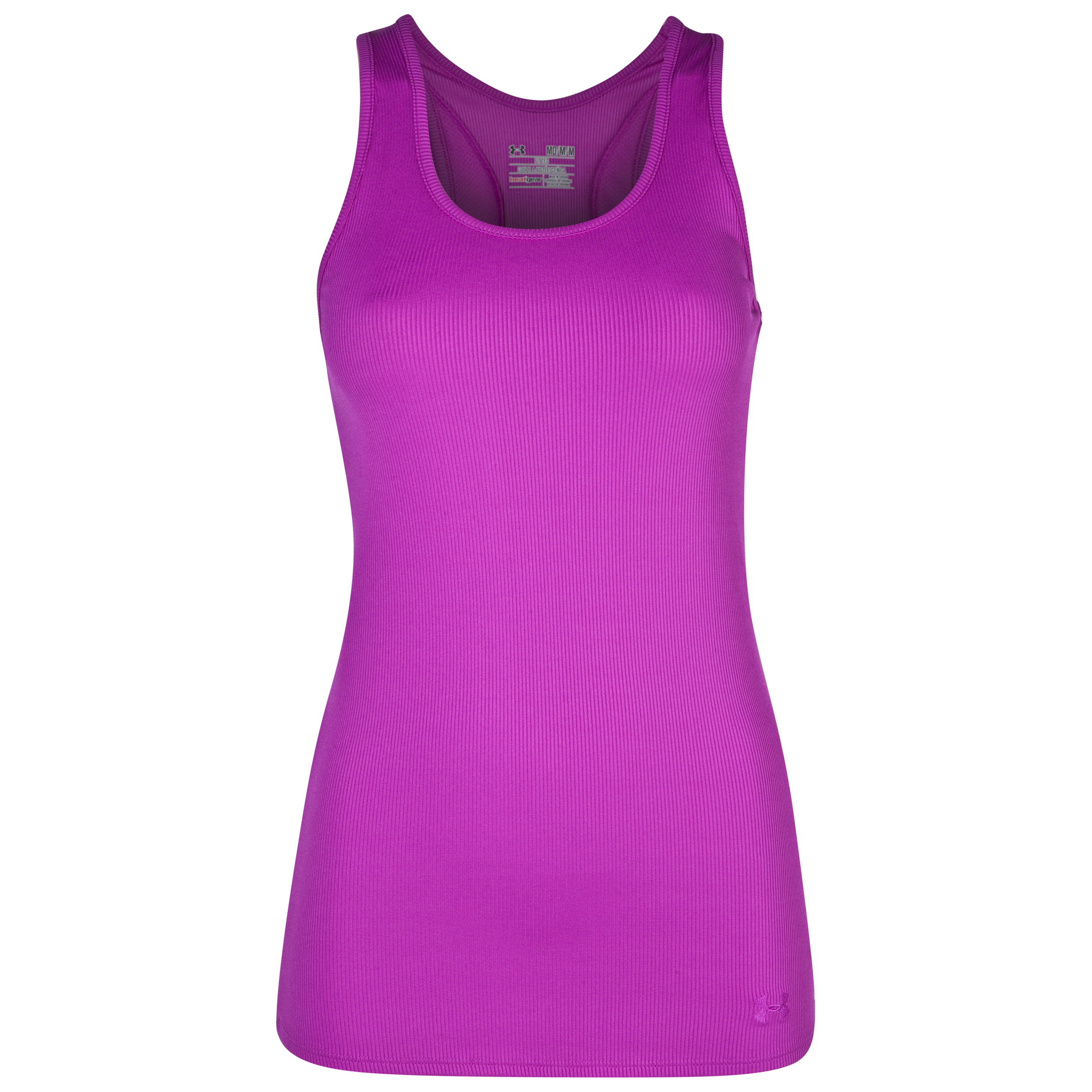 Lifestyle Under Armour Victory Tank - Purple - Womens Purple