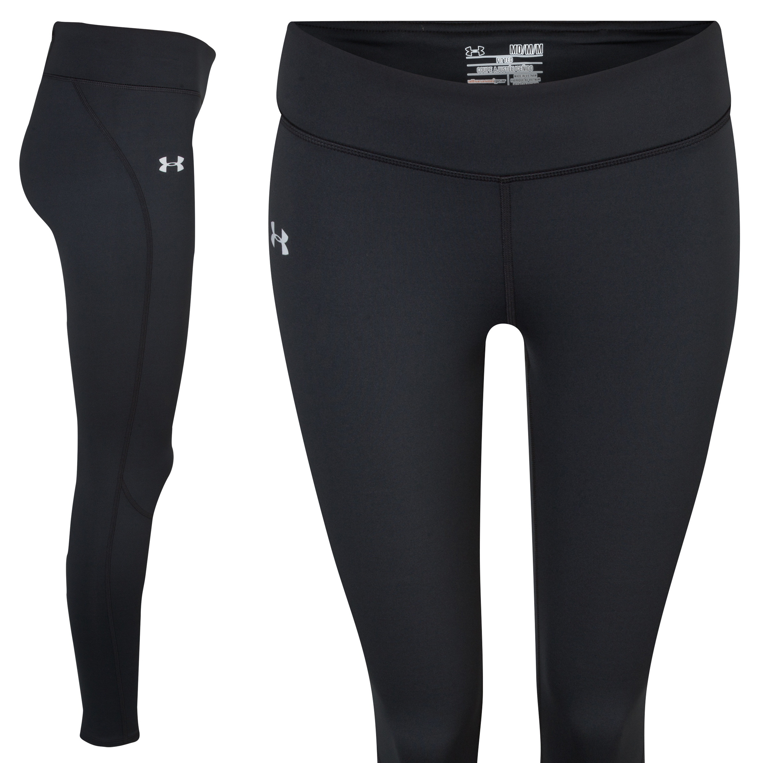 Running Under Armour ASG Run Tight - Black Womens Black