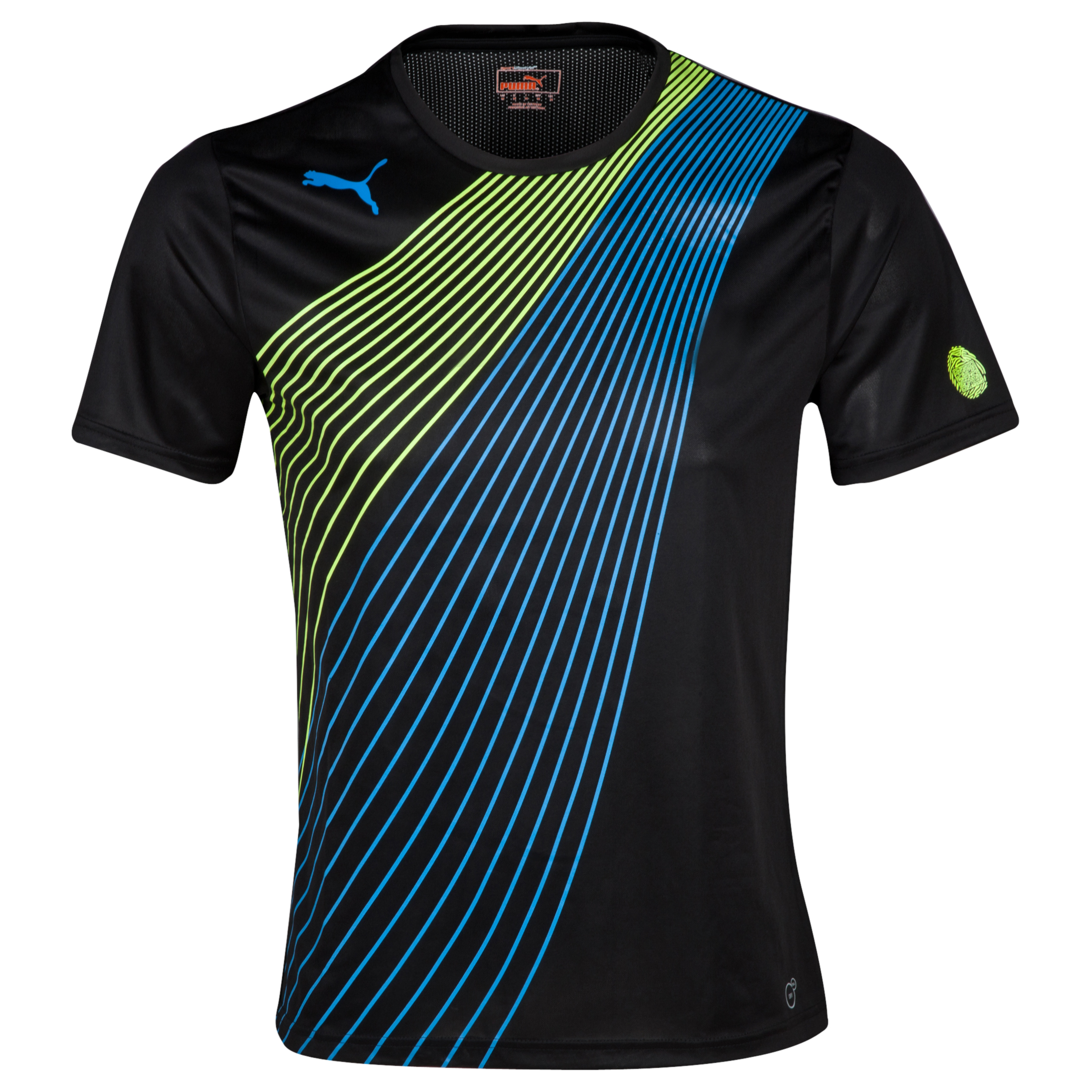 Puma evoSPEED Training T-Shirt Black