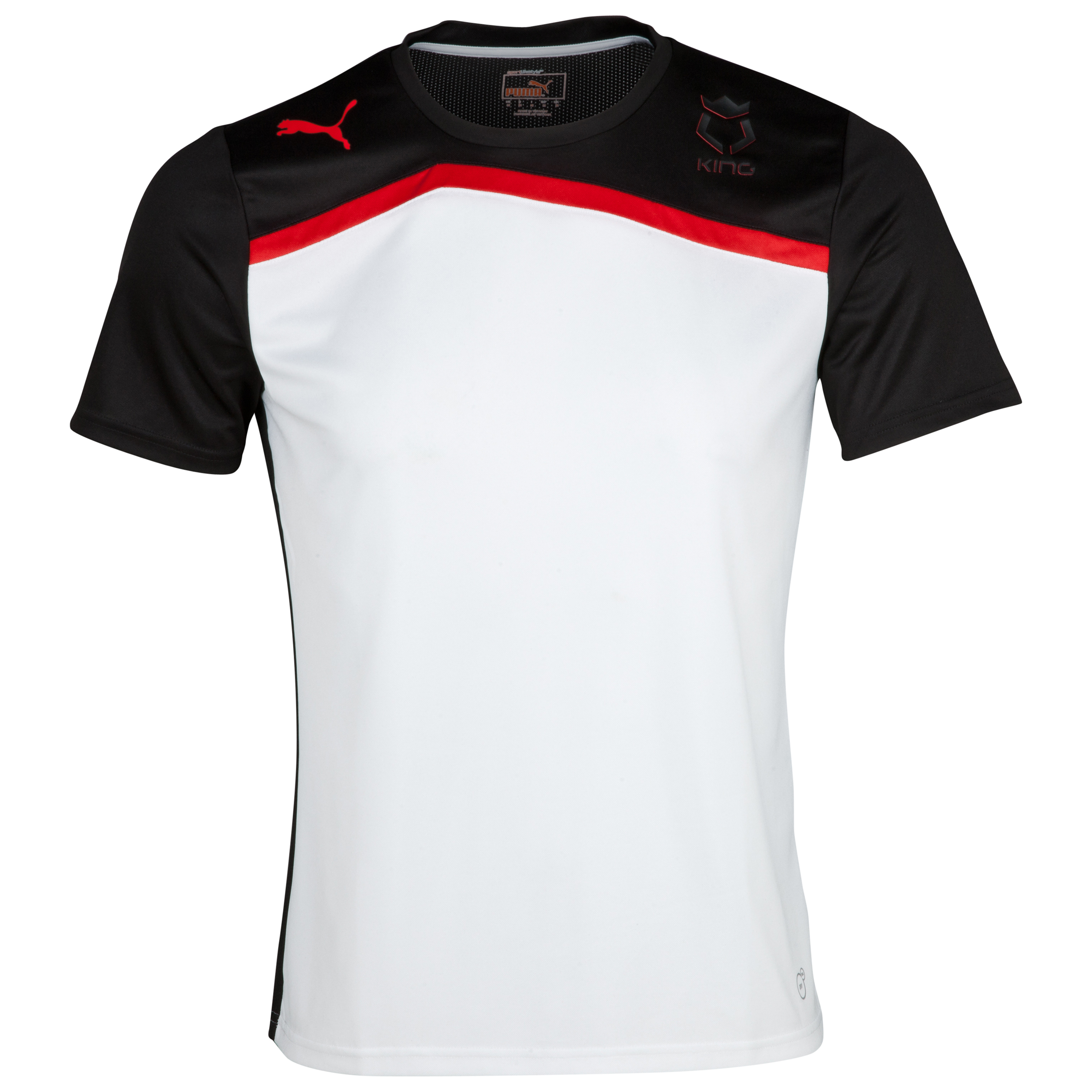 Puma King Training T-Shirt White