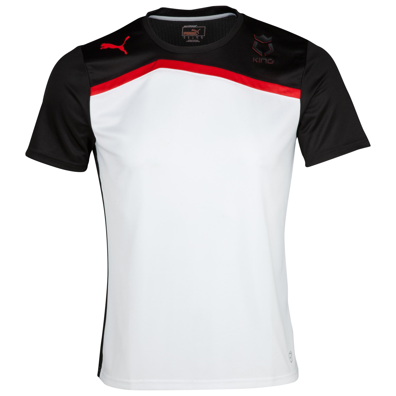 Puma King Training T-Shirt White