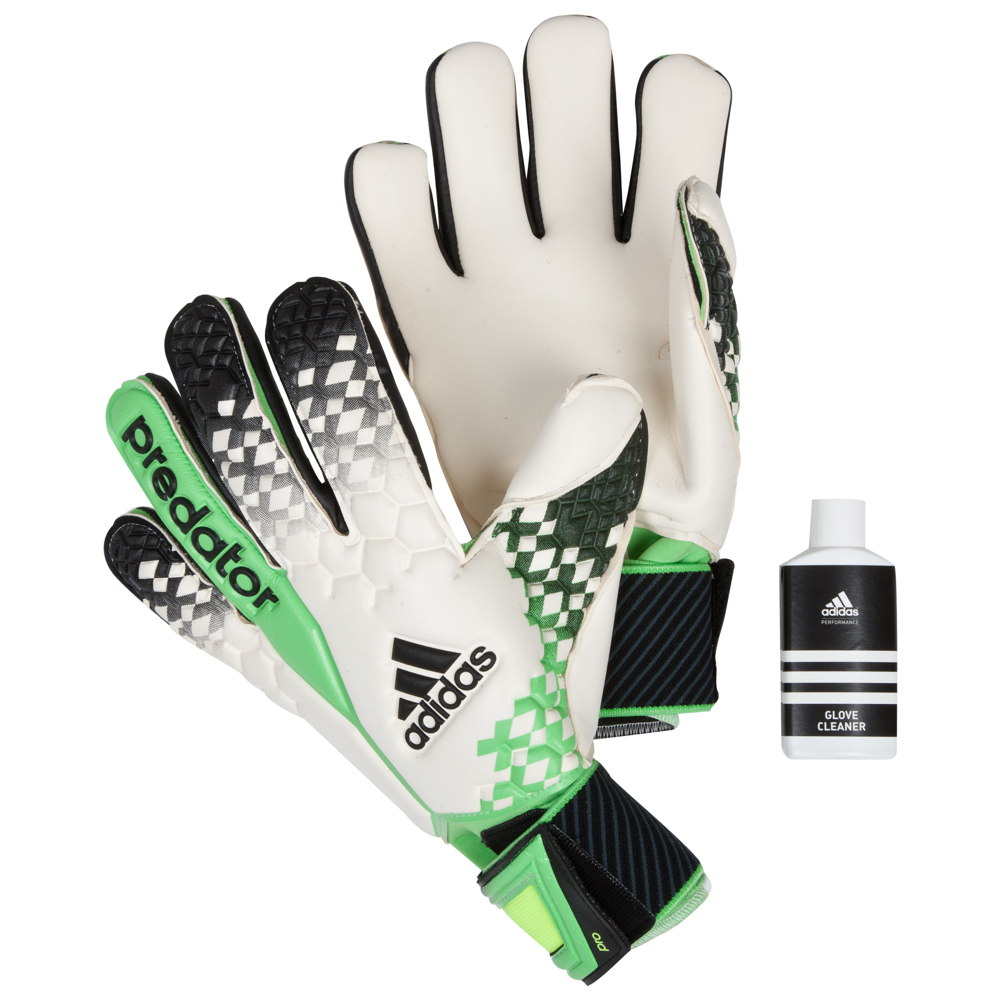 Adidas Predator Pro Goalkeeper Gloves White