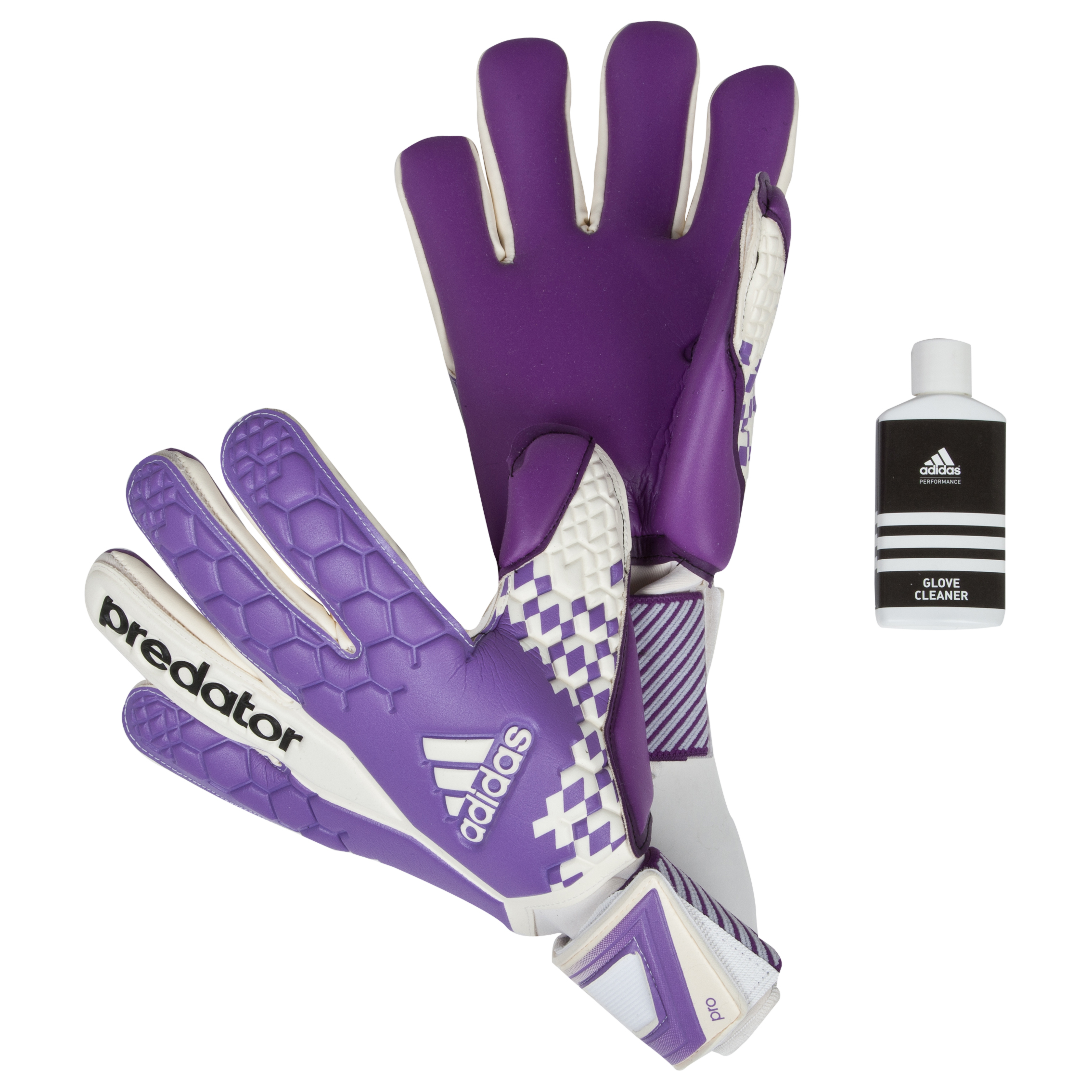 Adidas Predator Pro Iker Casillas Goalkeeper Gloves White