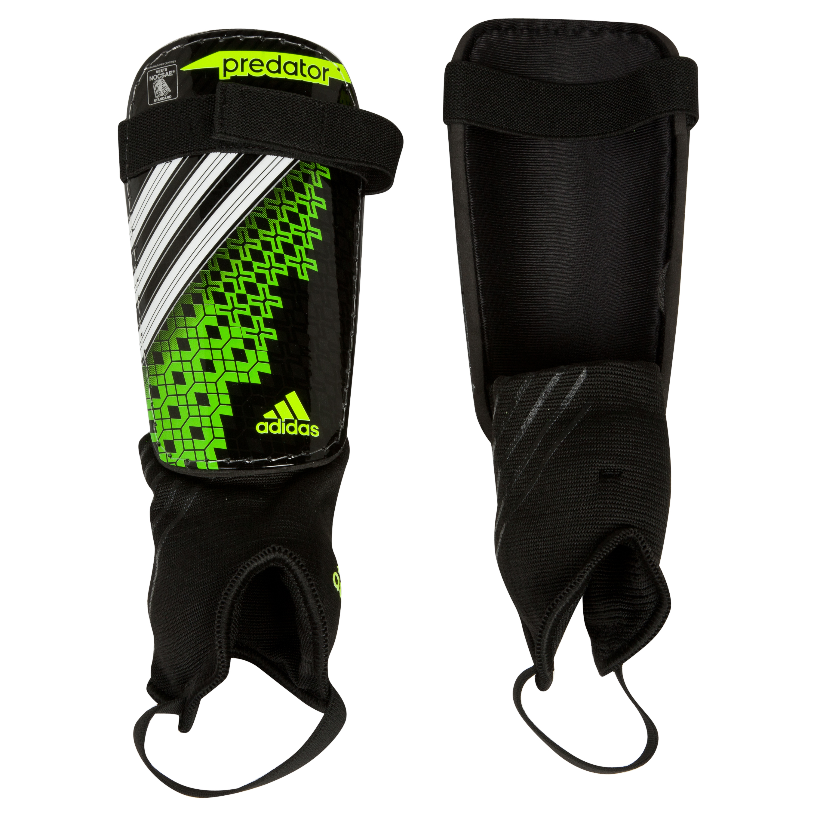 Adidas Predator Replique Shinguards Black