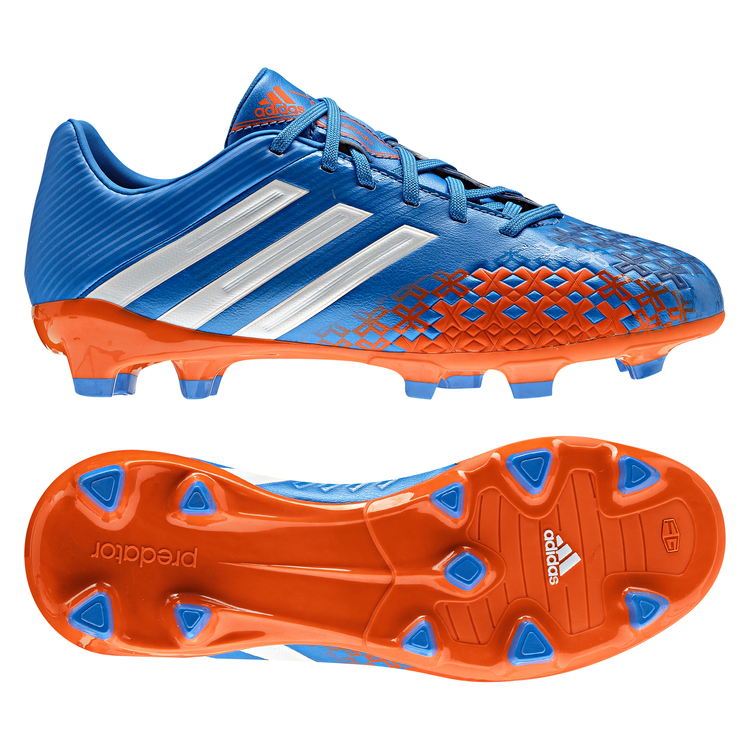 Adidas Predator Absolado LZ TRX Firm Ground Football Boots Blue