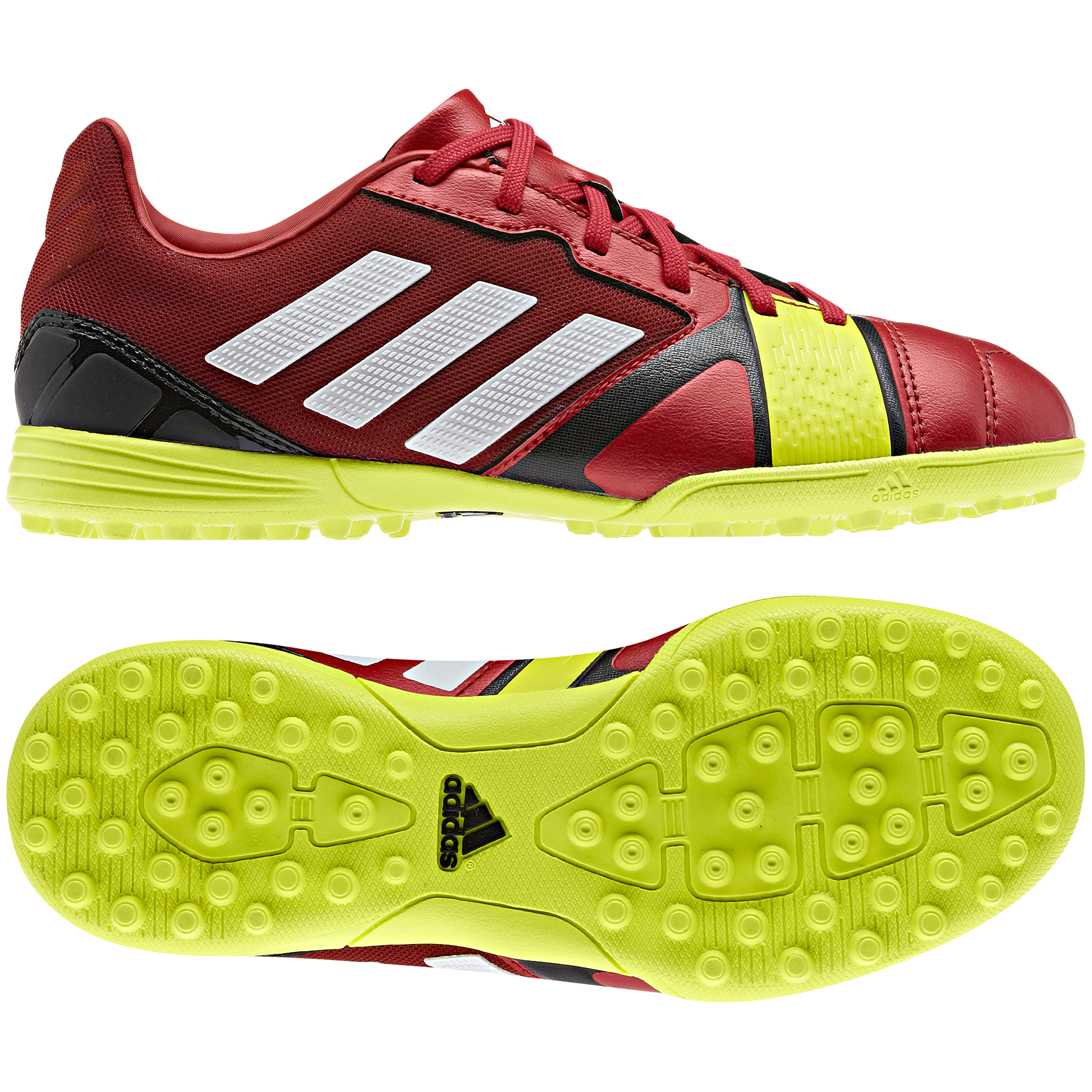 Adidas Nitrocharge 2.0 TRX Astroturf Trainers Red