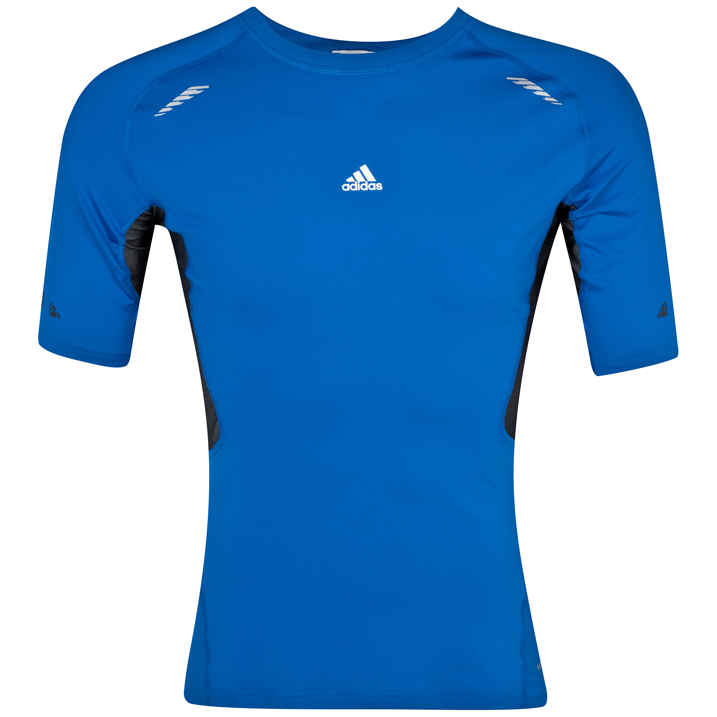 Adidas TechFit Preperation Baselayer Top Blue