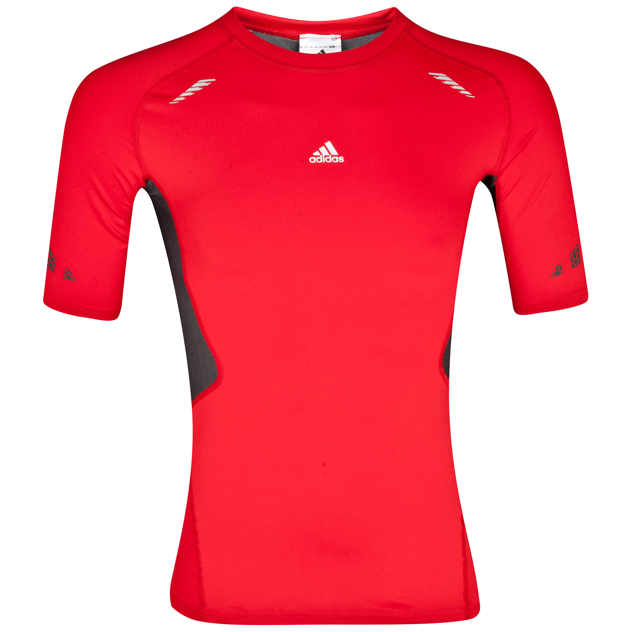 Adidas TechFit Preperation Baselayer Top Red