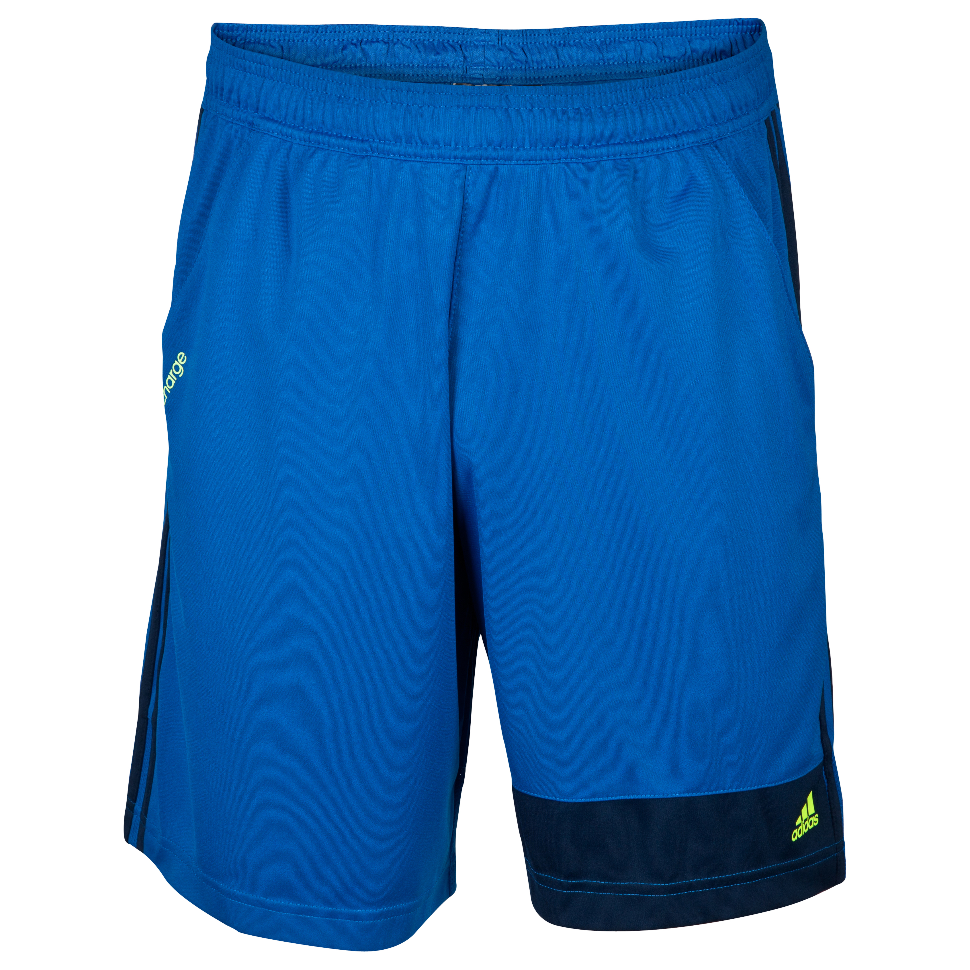 Adidas Nitrocharge Climacool Training Short Blue