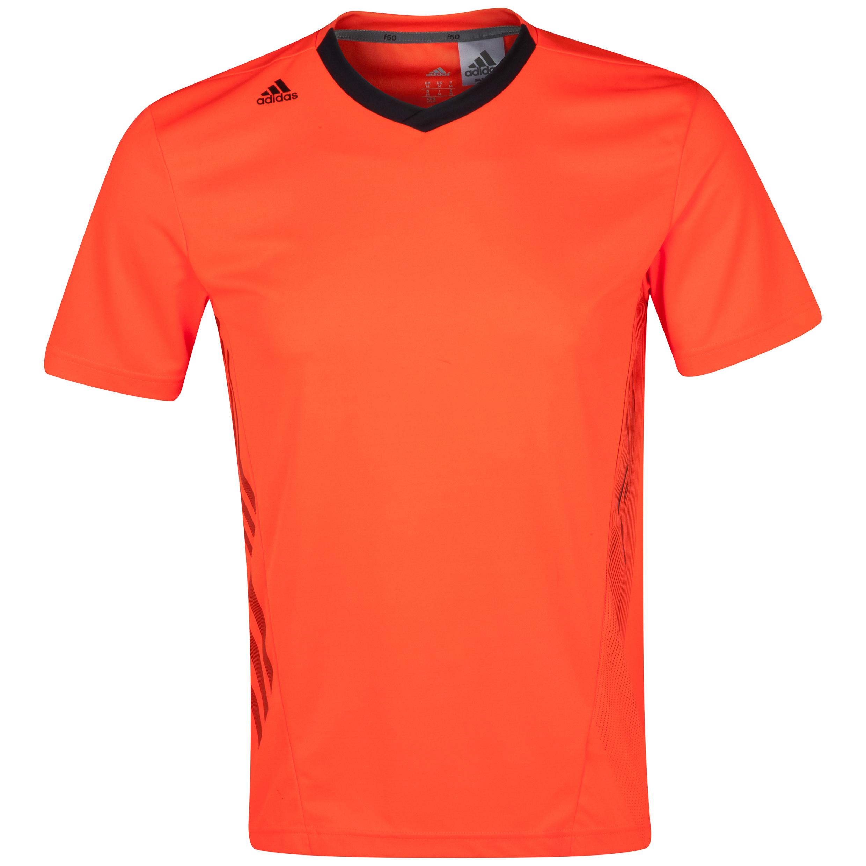 Adidas AdiZero F50 Climacool Training T-shirt Red