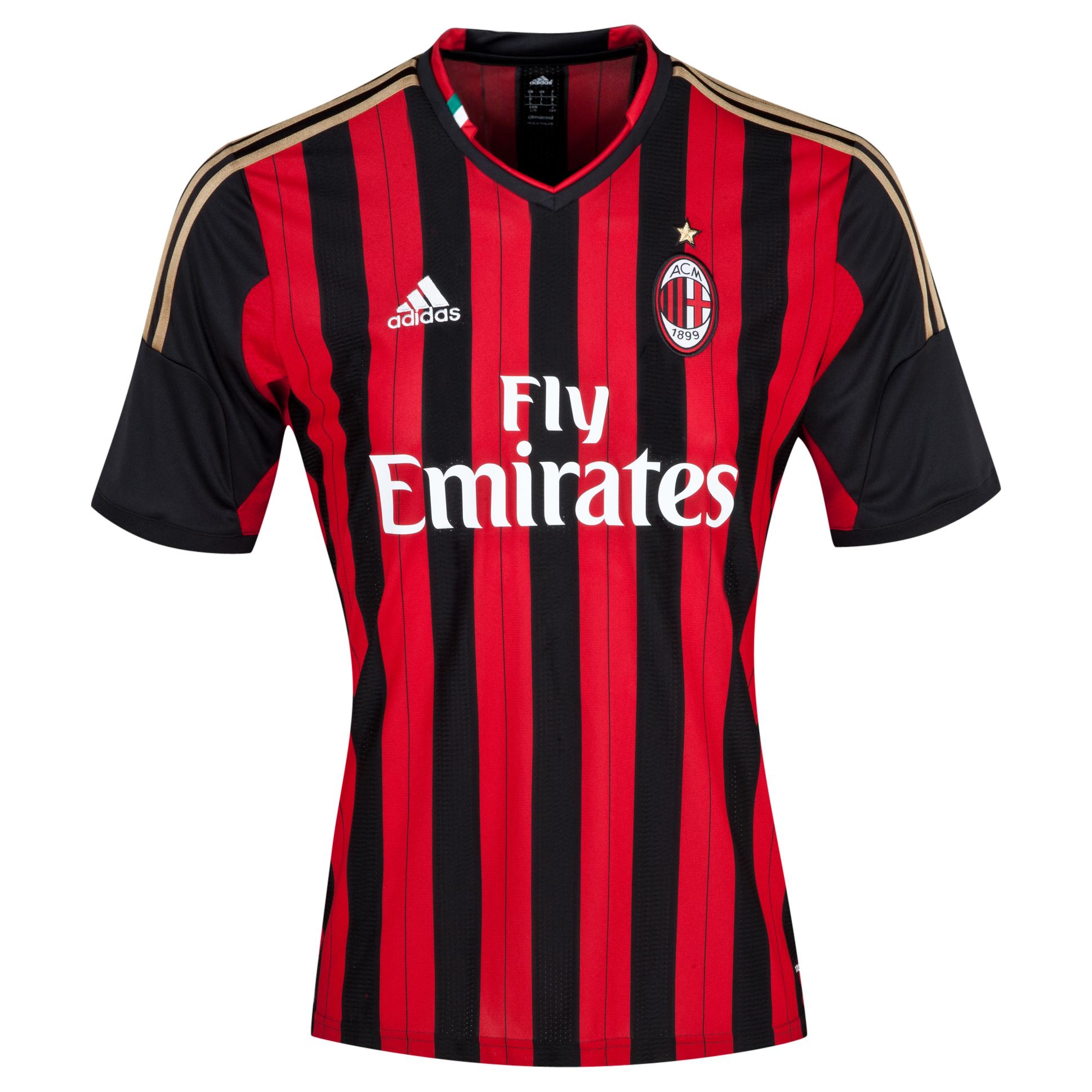 AC Milan Home Shirt 2013/14 - kids
