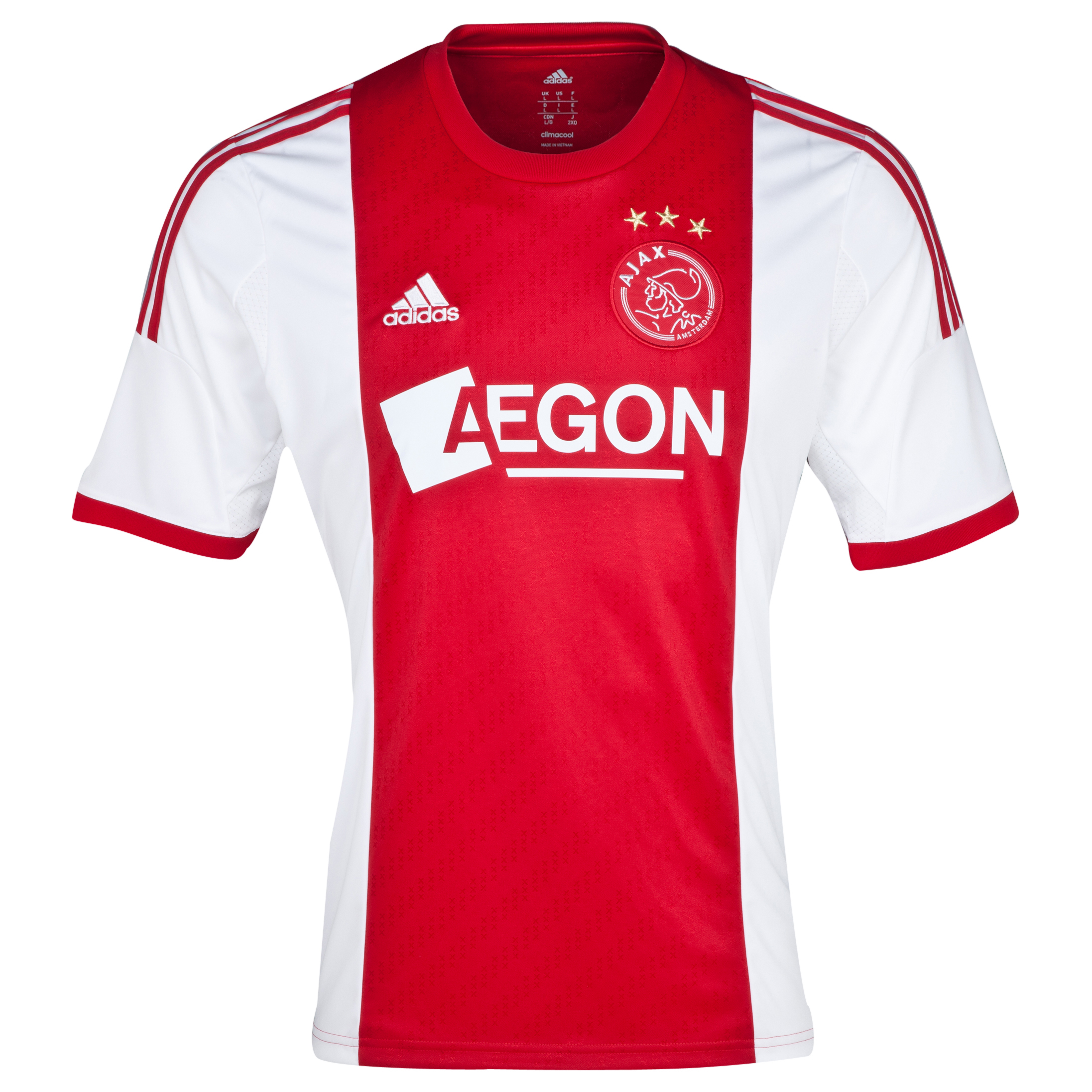 Ajax Home Shirt 2013/14 - kids