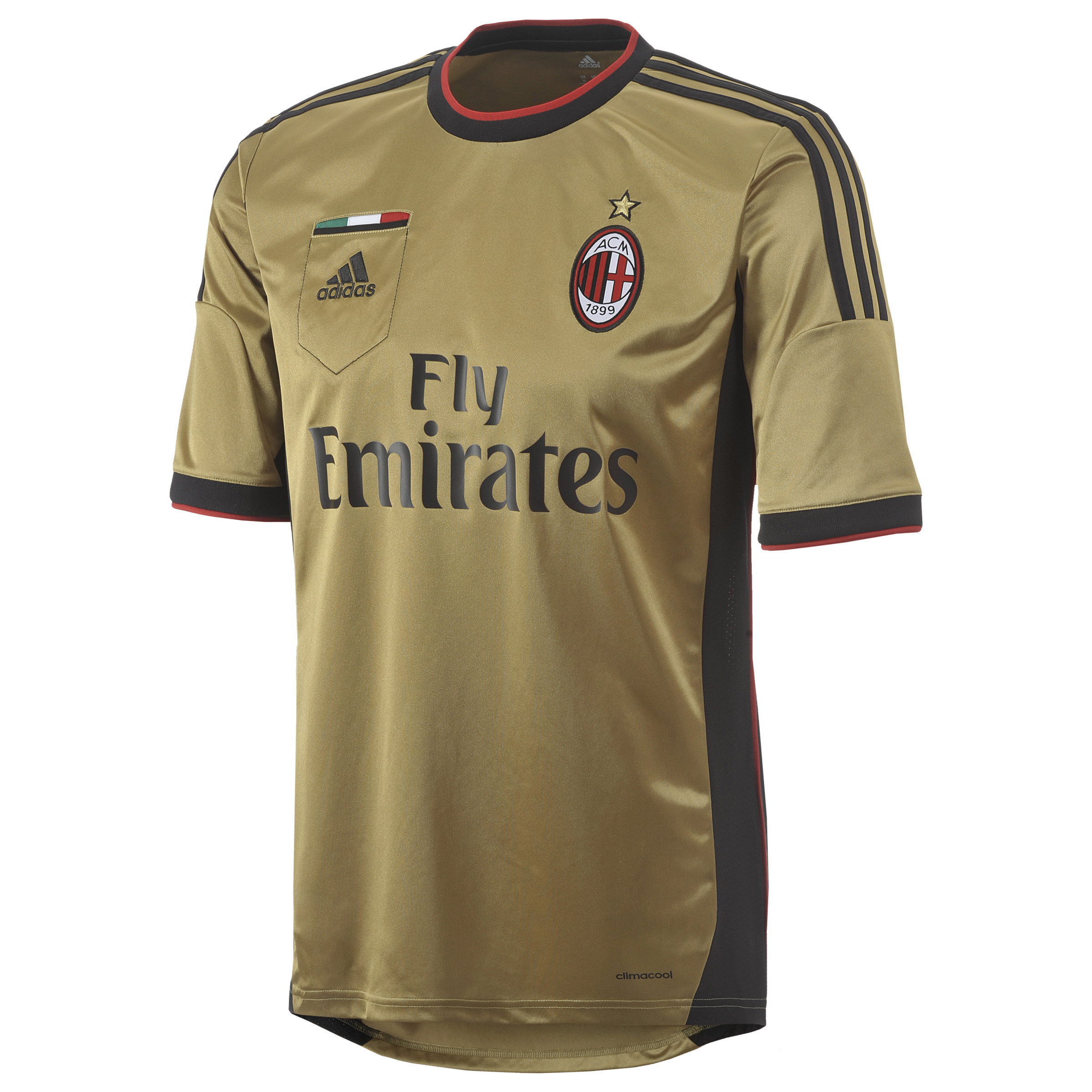 AC Milan Third Shirt 2013/14