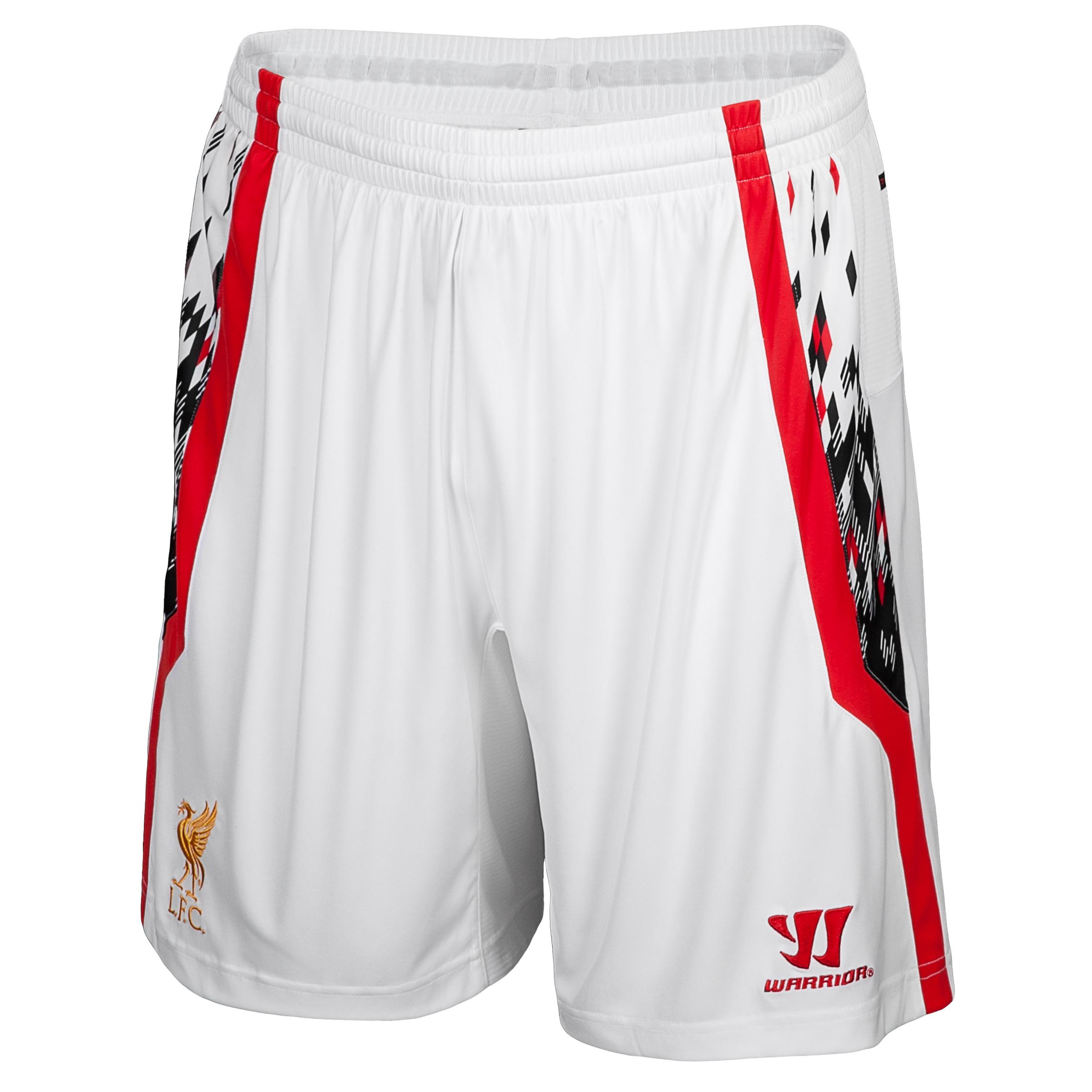Liverpool Away Change Shorts 2013/14