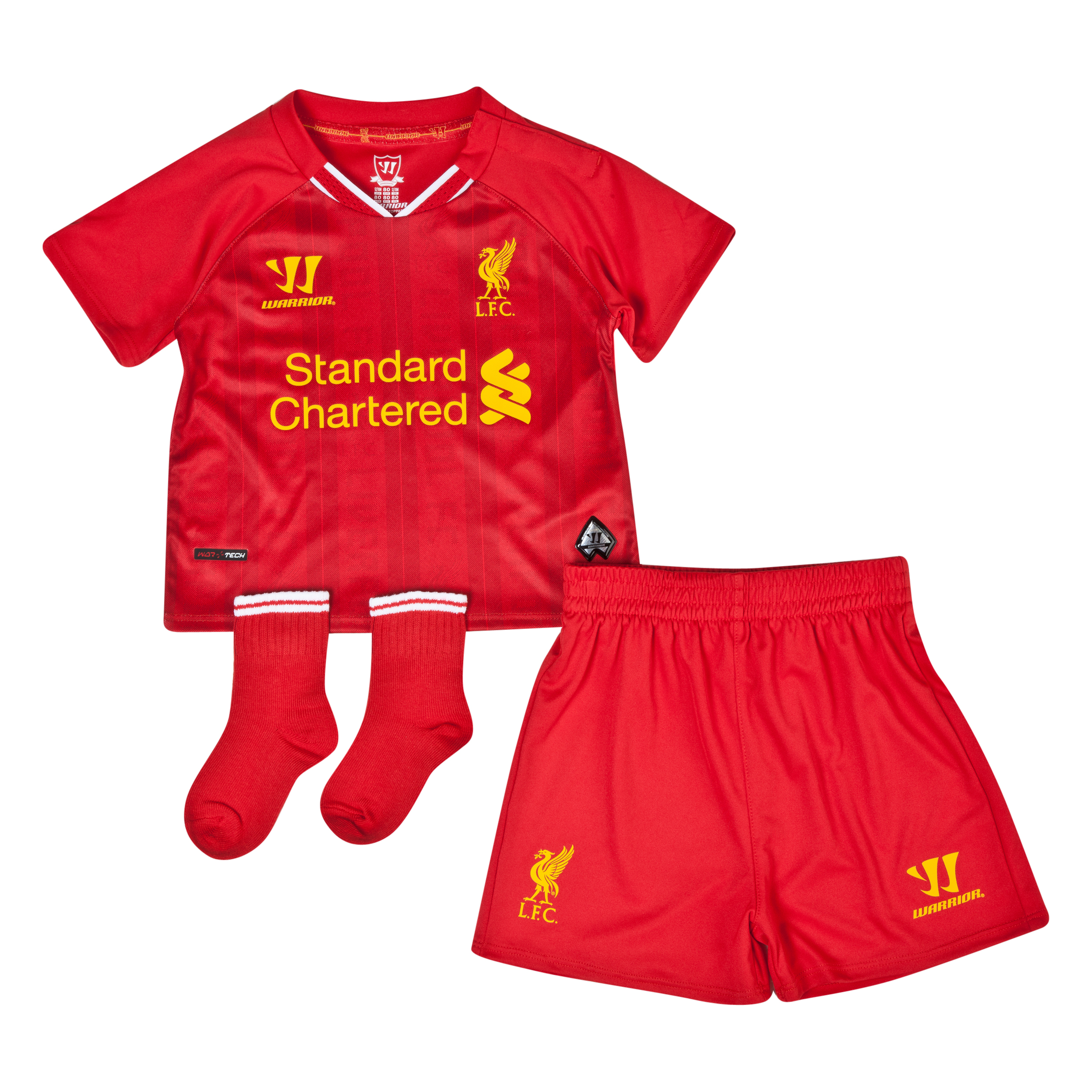 Buy Liverpool Home Baby Kit 2013/14