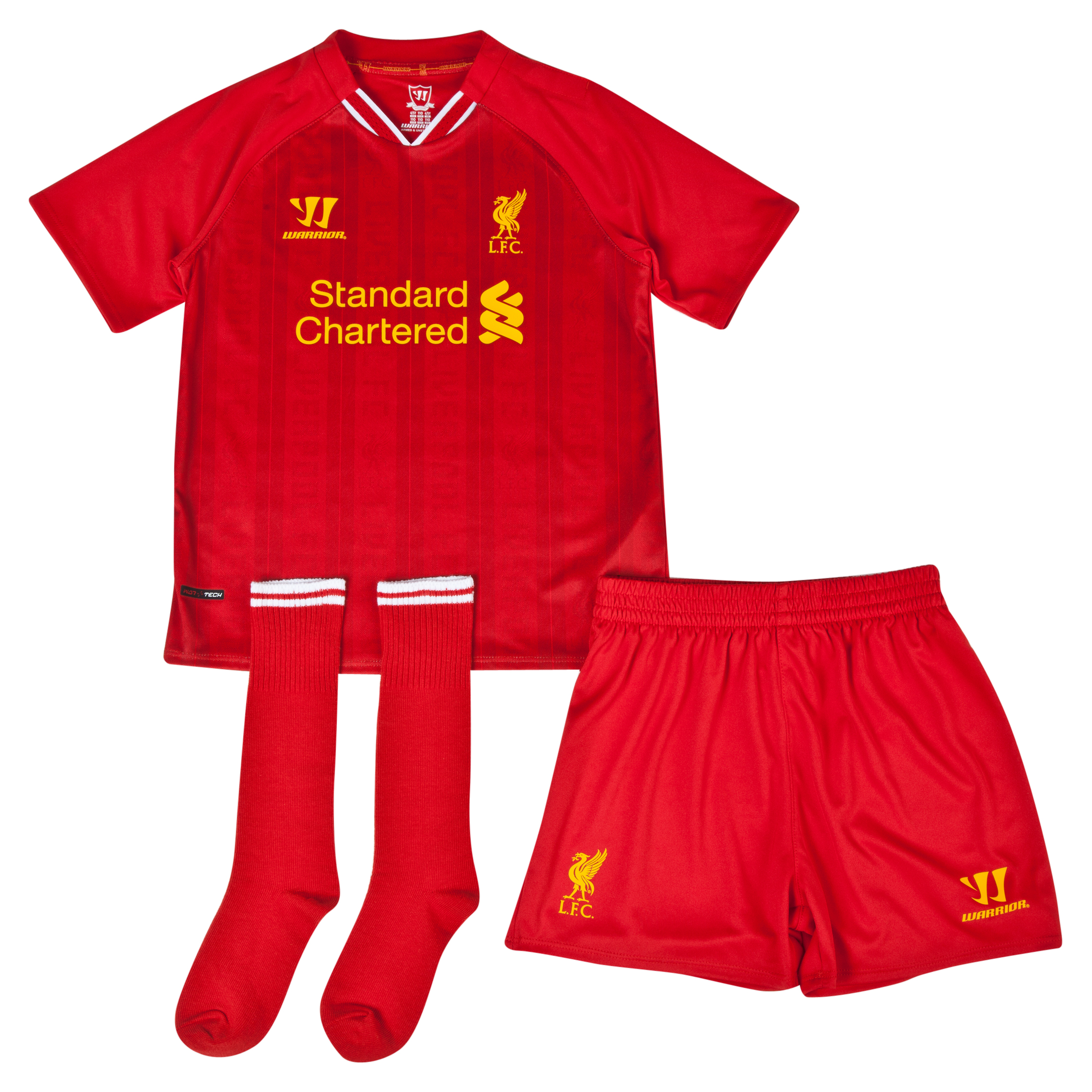 Buy Liverpool Home Infant Kit 2013/14